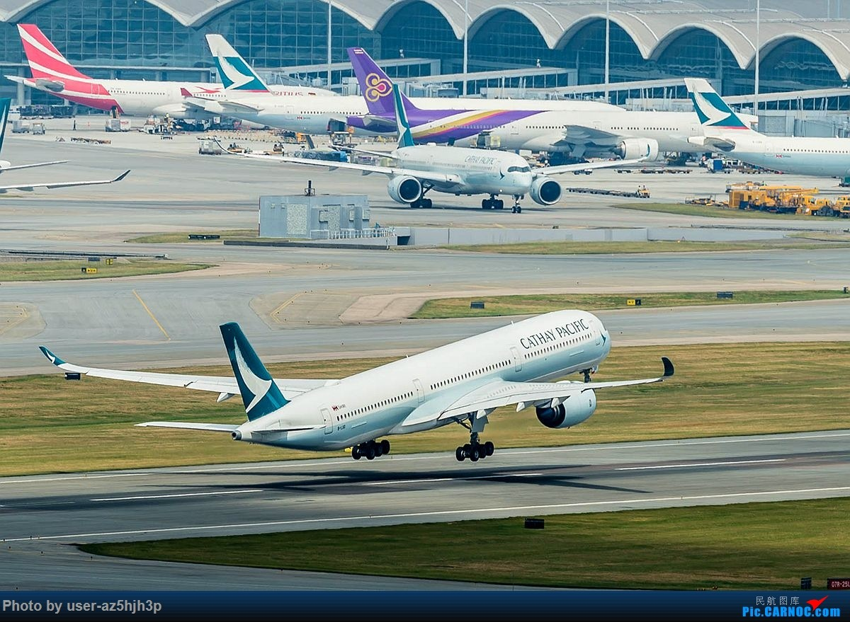 Re:[原创]香港沙螺湾拍机 AIRBUS A350-1000 B-LXD 中国香港国际机场