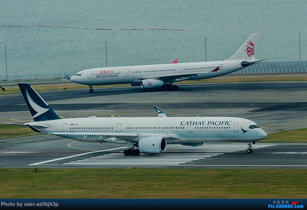 Re:[原创]香港沙螺湾拍机 AIRBUS A350-900  中国香港国际机场