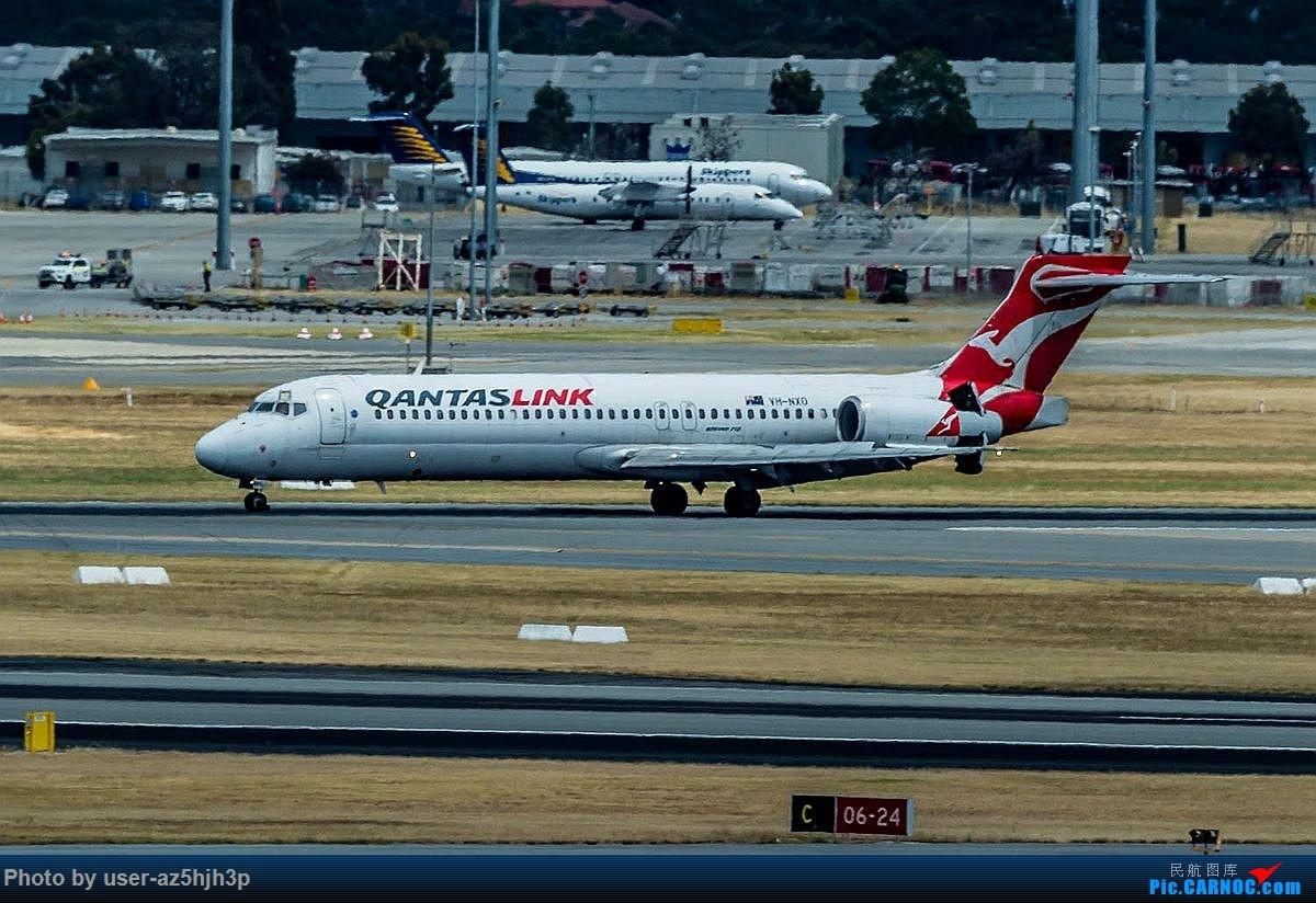 Re:[原创]第一次拍第一次见到的飞机 BOEING 717-200 VH-NXO 澳大利亚珀斯国际机场