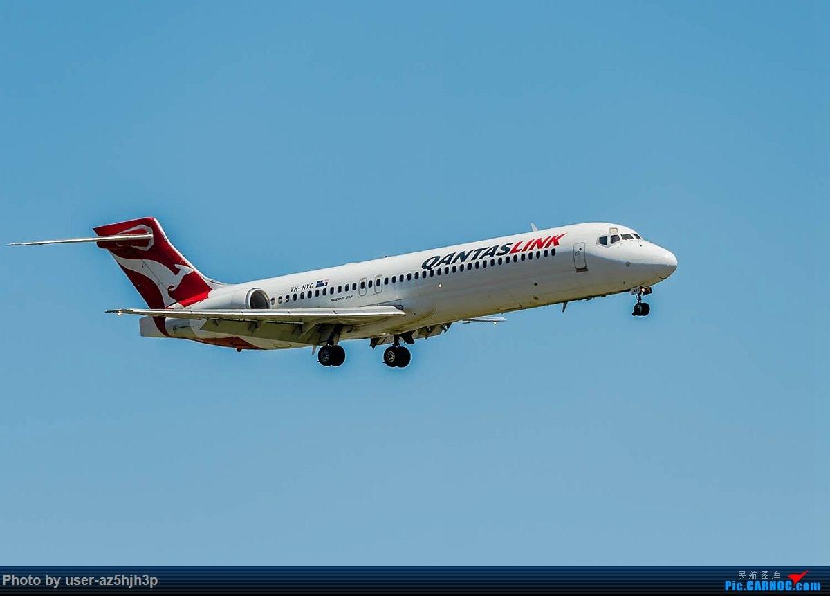 Re:[原创]第一次拍第一次见到的飞机 BOEING 717-200 VH-NKG 澳大利亚珀斯国际机场