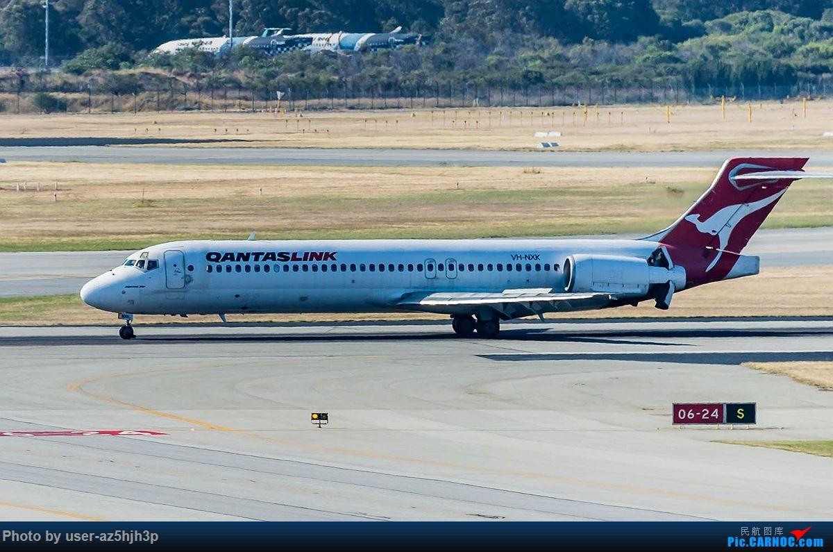 Re:[原创]第一次拍第一次见到的飞机 BOEING 717-200 VH-NXK 澳大利亚珀斯国际机场