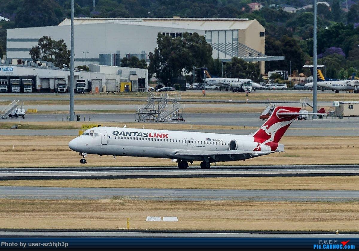 Re:[原创]第一次拍第一次见到的飞机 BOEING 717-200 VH-NXN 澳大利亚珀斯国际机场