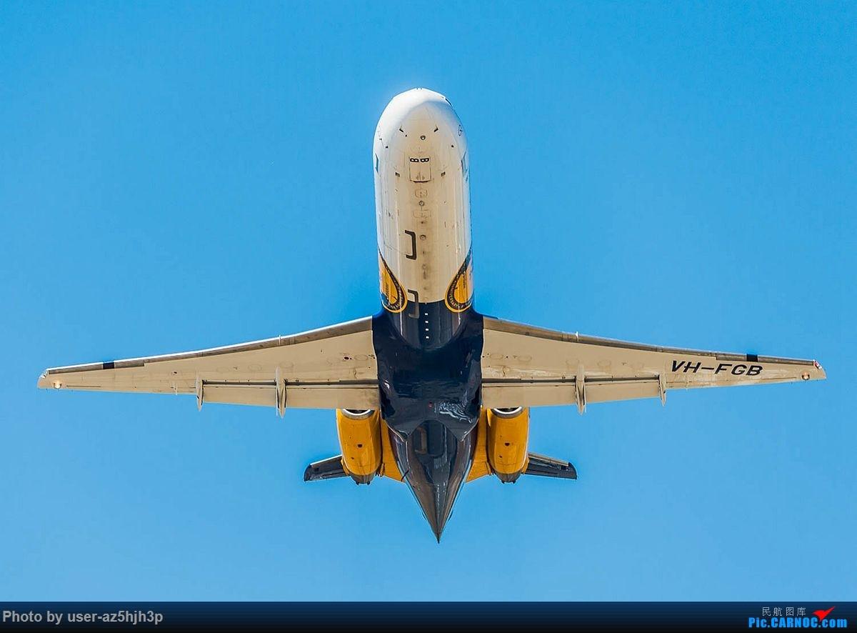 Re:[原创]第一次拍第一次见到的飞机 FOKKER100 VH-FGB 澳大利亚珀斯国际机场