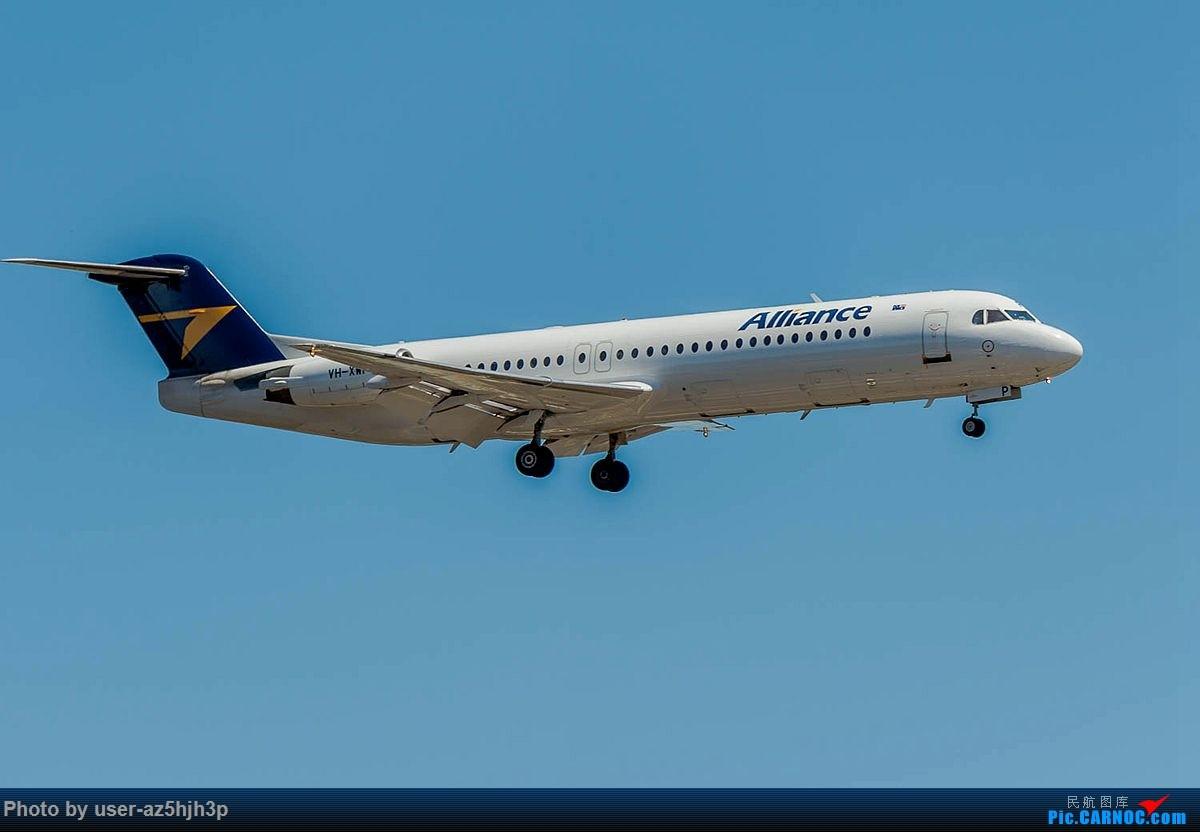 Re:[原创]第一次拍第一次见到的飞机 FOKKER VH-XWP 澳大利亚珀斯国际机场