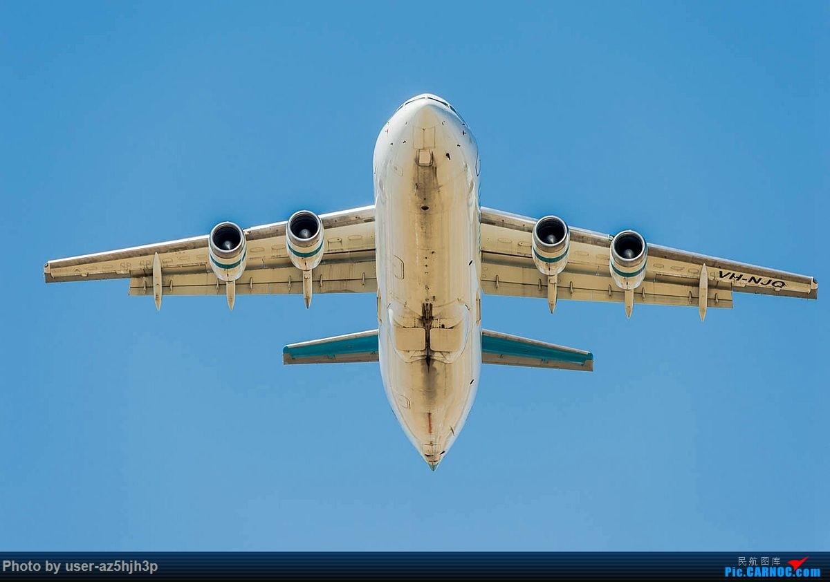 Re:[原创]第一次拍第一次见到的飞机 BAE 146-300 VH-NJQ 澳大利亚珀斯国际机场