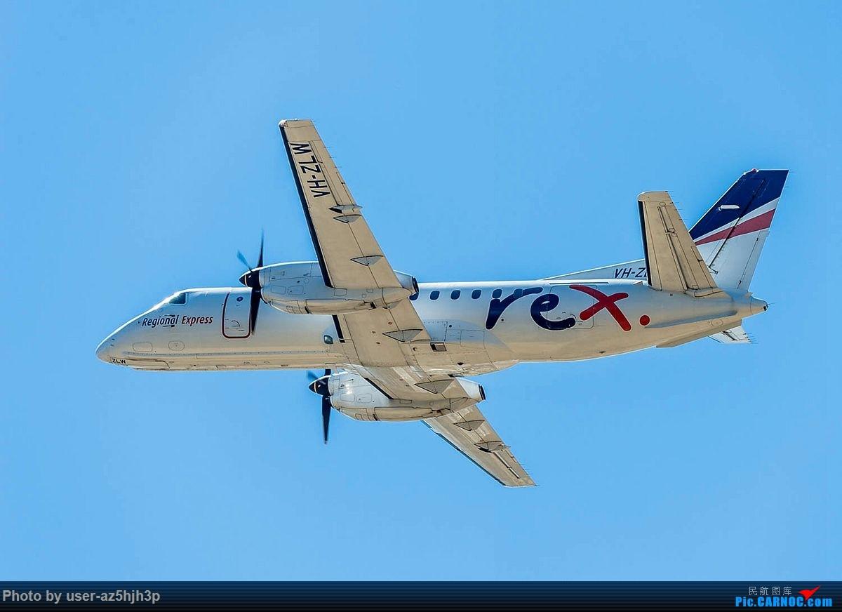Re:[原创]第一次拍第一次见到的飞机 萨博340 VH-ZLW 澳大利亚珀斯国际机场