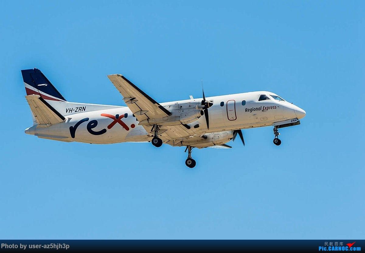 Re:[原创]第一次拍第一次见到的飞机 萨博340 VH-ZRN 澳大利亚珀斯国际机场