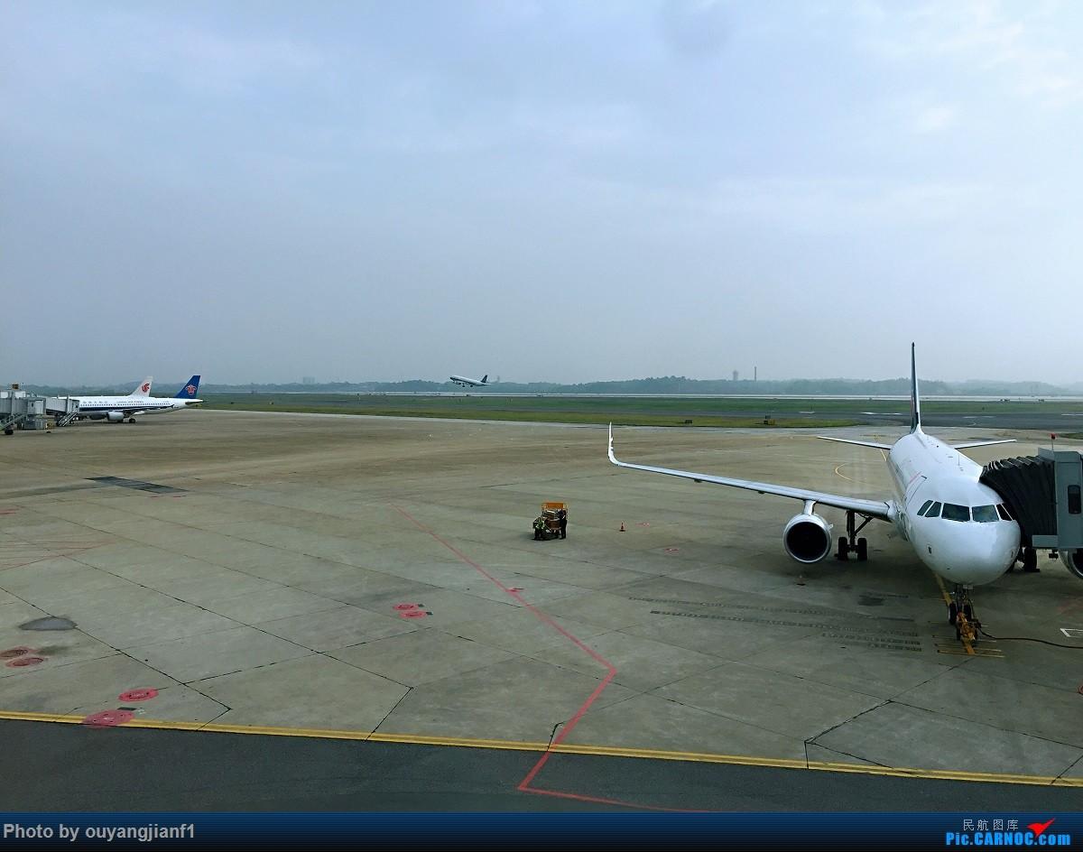 [原创]可能是飞一辈子都不会有的一次特殊经历,2018年4月15日,CA1350,B-6555,发生了什么,各位自己看吧!    中国长沙黄花国际机场