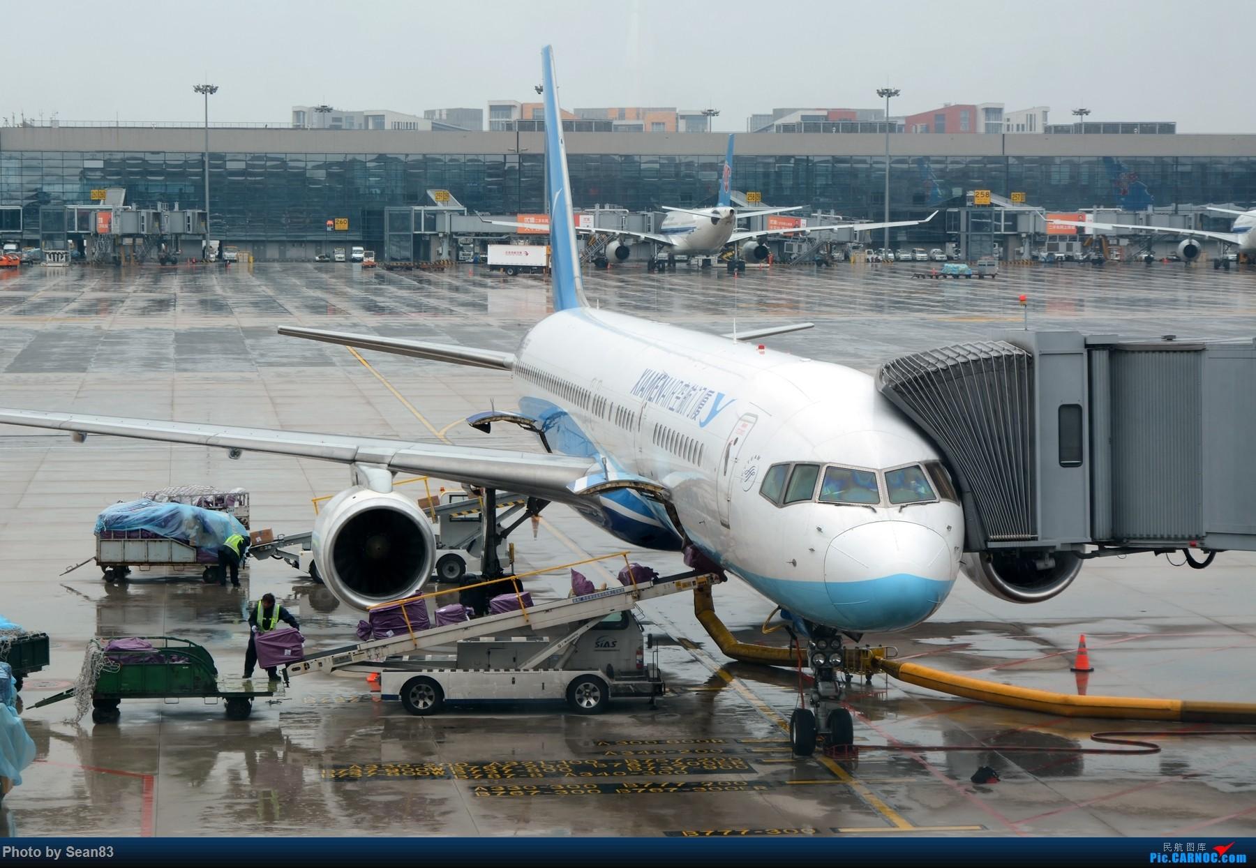 Re:[原创]【仔糕游记20】【白鹭相伴·精彩永随】后会无期,小白鹭波音757·重回MF8115,FOC-PEK·最后一次追寻,再见(文末有彩蛋,已完结) BOEING 757-200 B-2868 中国上海虹桥国际机场