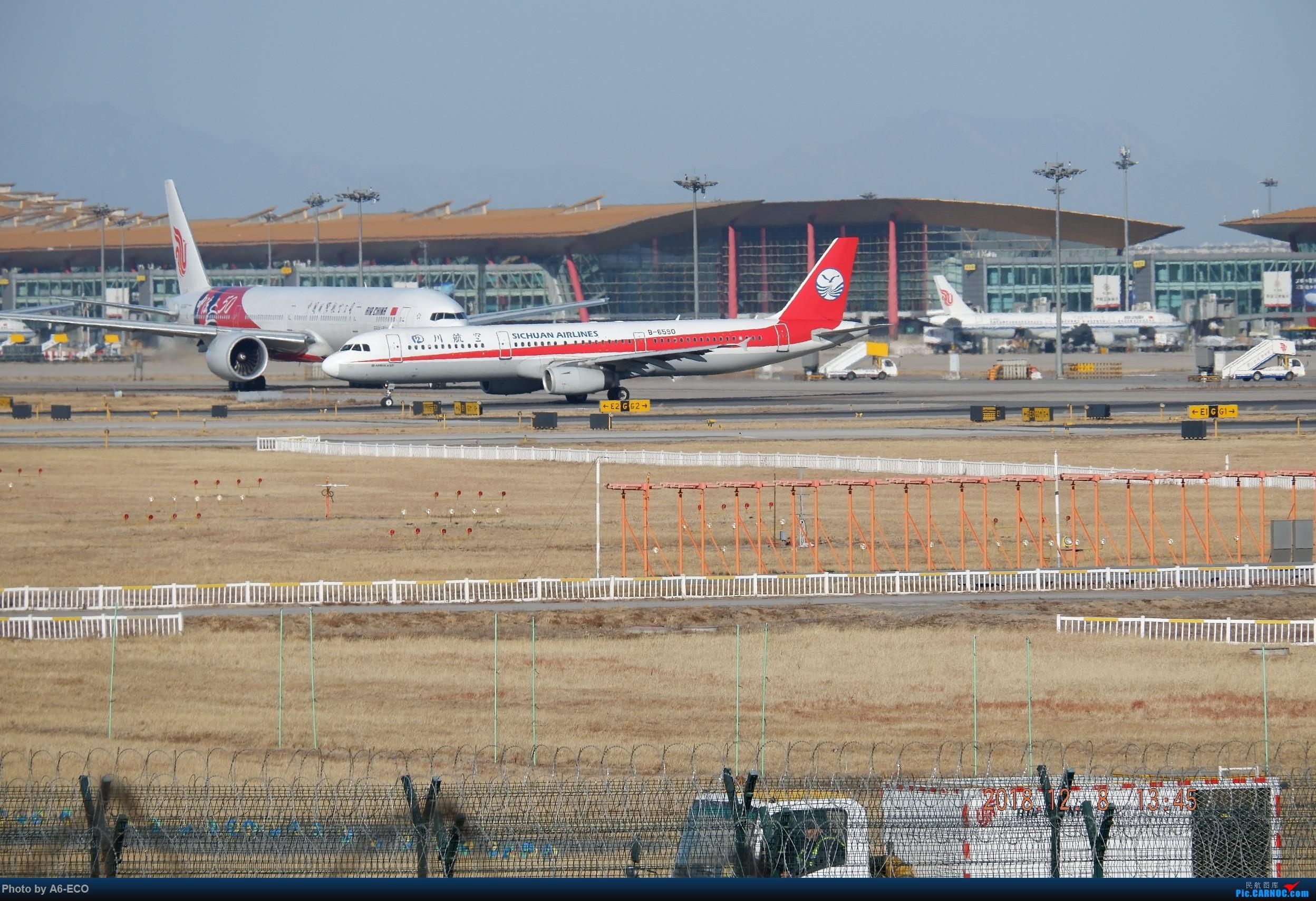 Re:[原创]【Siriの拍机】换镜头,文末有彩蛋! AIRBUS A321-200 B-6590 中国北京首都国际机场