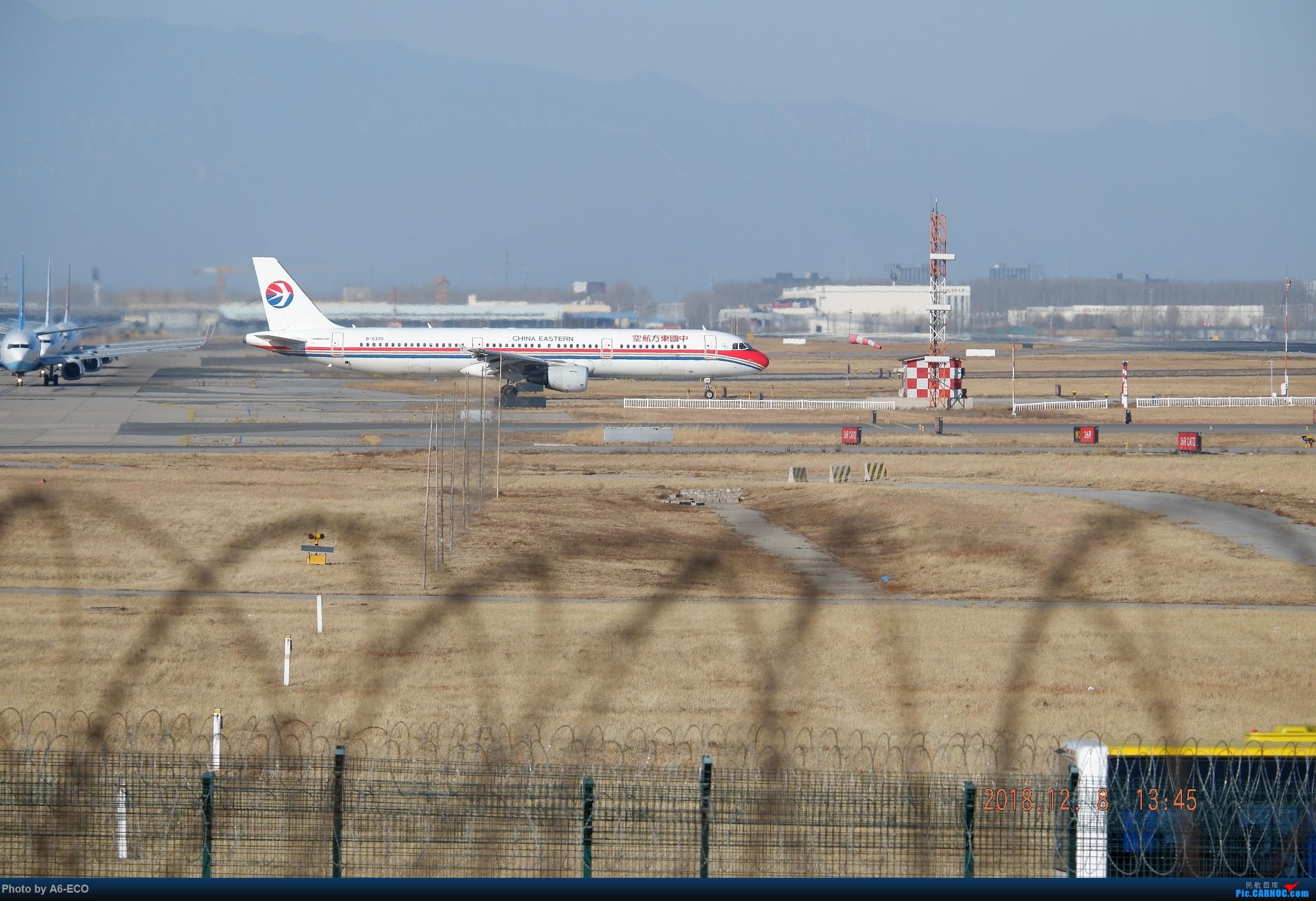 Re:[原创]【Siriの拍机】换镜头,文末有彩蛋! AIRBUS A321-200 B-6330 中国北京首都国际机场
