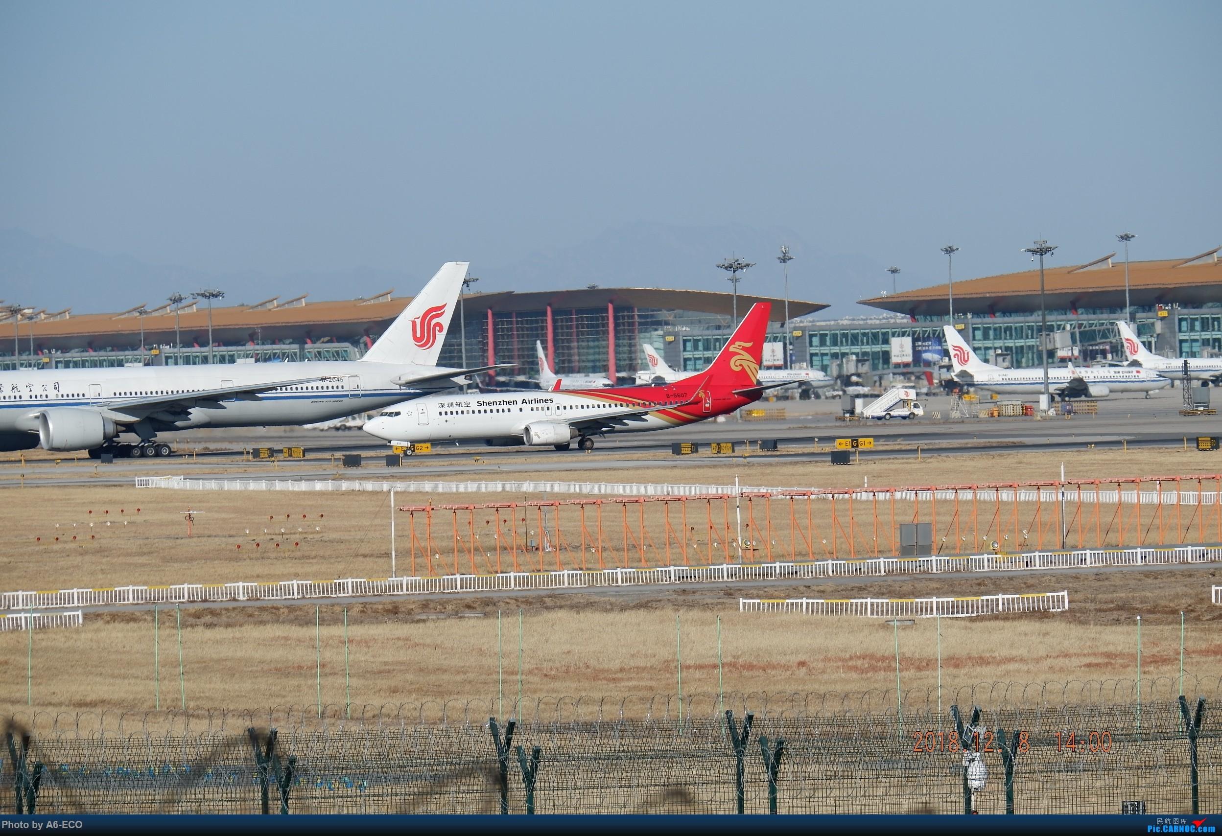 Re:[原创]【Siriの拍机】换镜头,文末有彩蛋! BOEING 777-300ER B-2045 中国北京首都国际机场