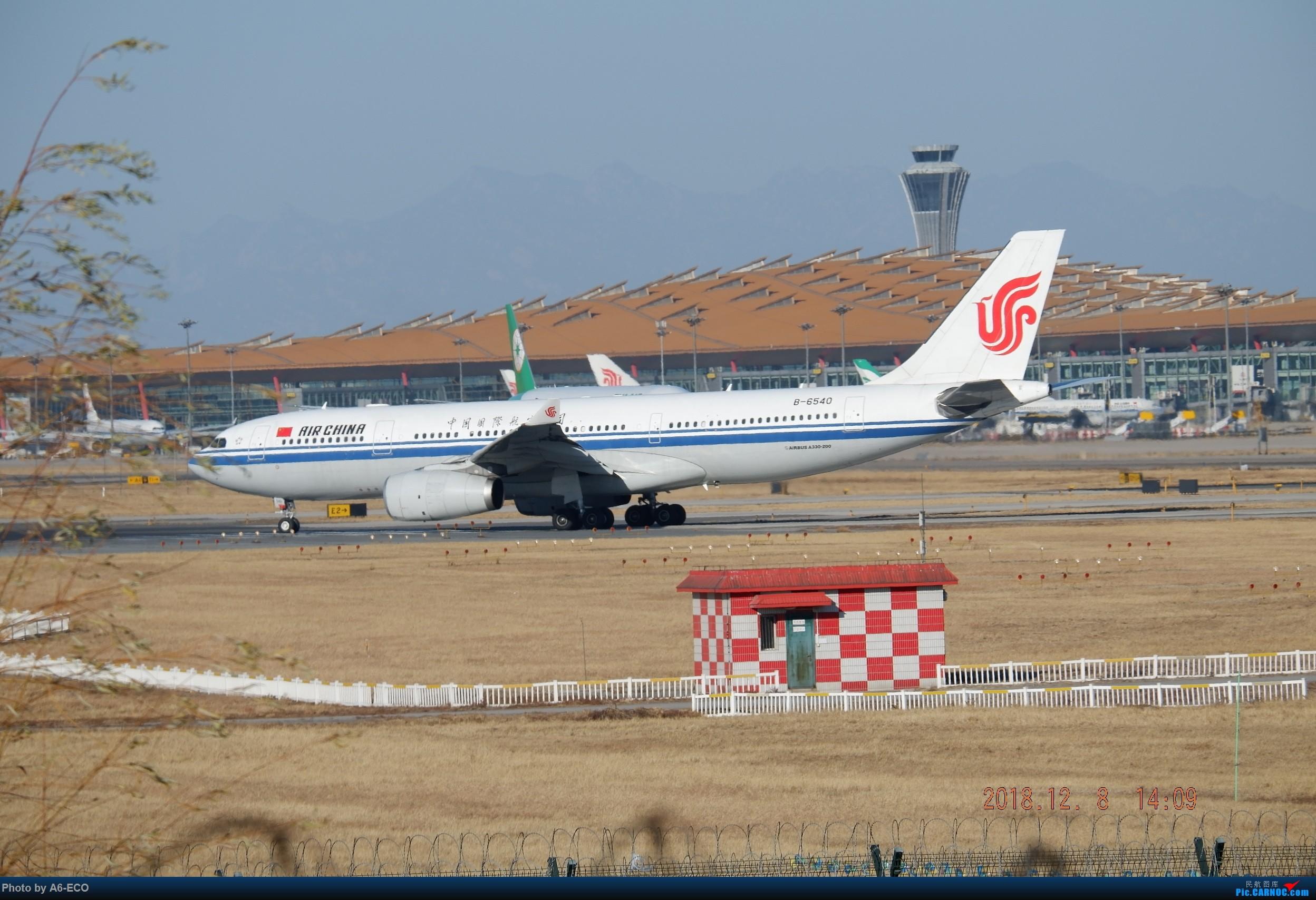 Re:[原创]【Siriの拍机】换镜头,文末有彩蛋! AIRBUS A330-200 B-6540 中国北京首都国际机场