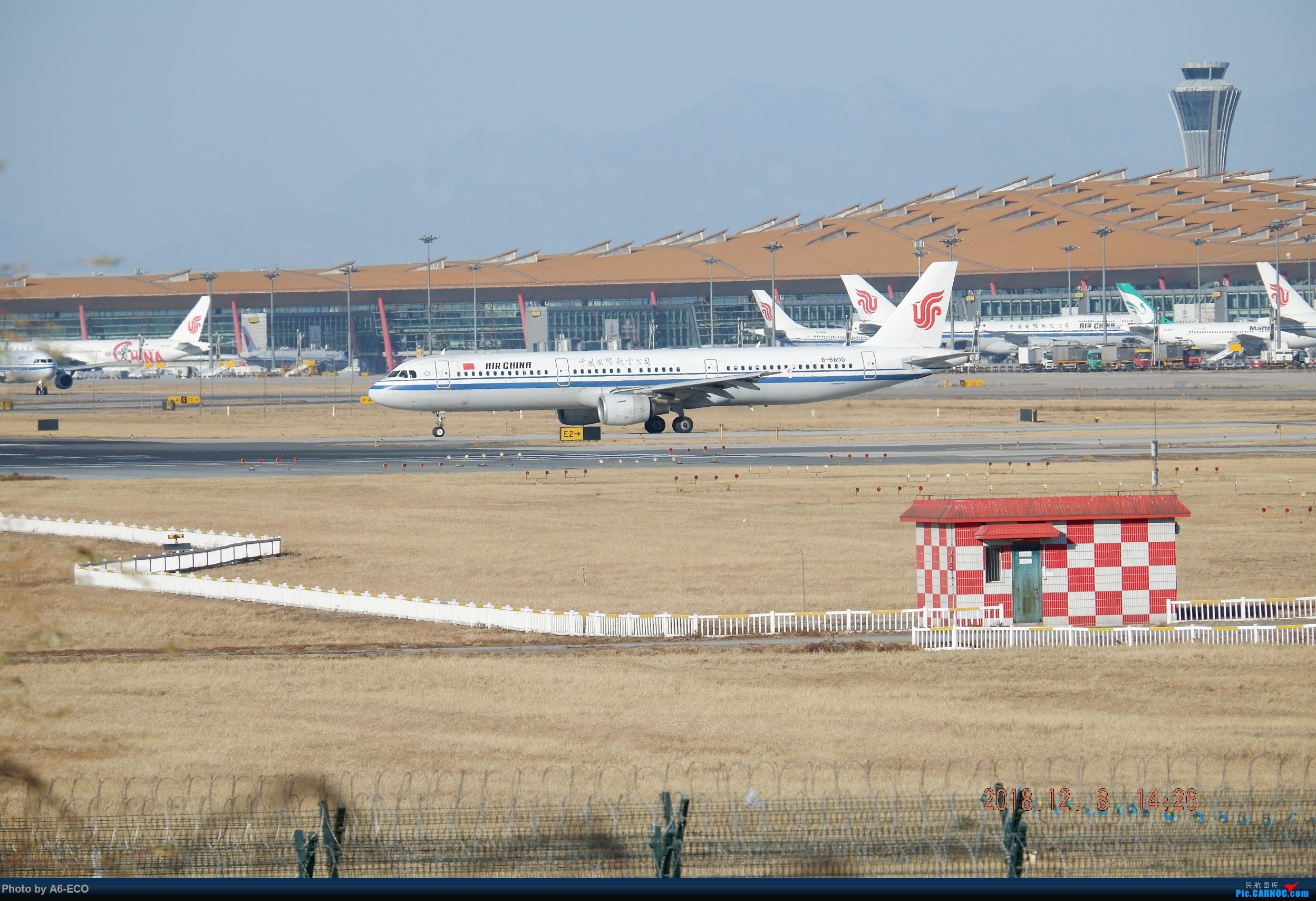 Re:[原创]【Siriの拍机】换镜头,文末有彩蛋! AIRBUS A321-200 B-6605 中国北京首都国际机场
