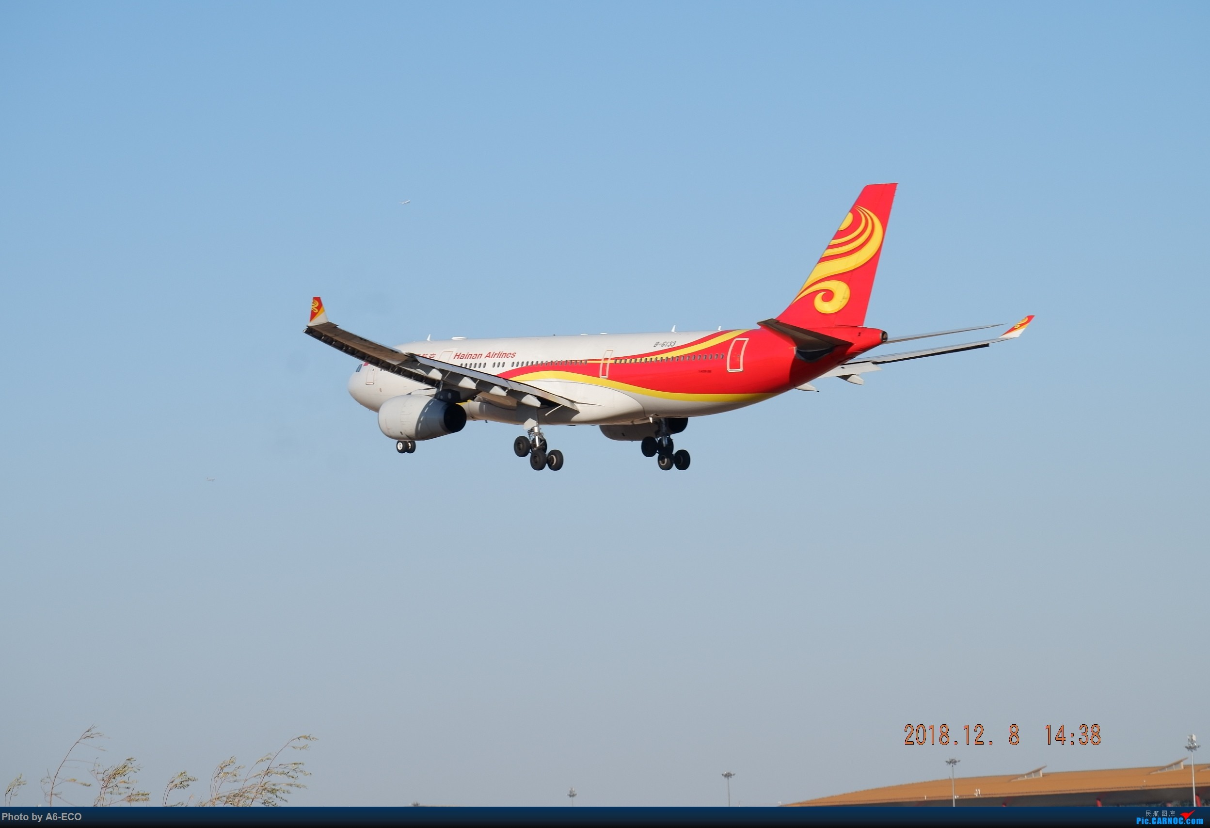 Re:[原创]【Siriの拍机】换镜头,文末有彩蛋! AIRBUS A330-200 B-6133 中国北京首都国际机场