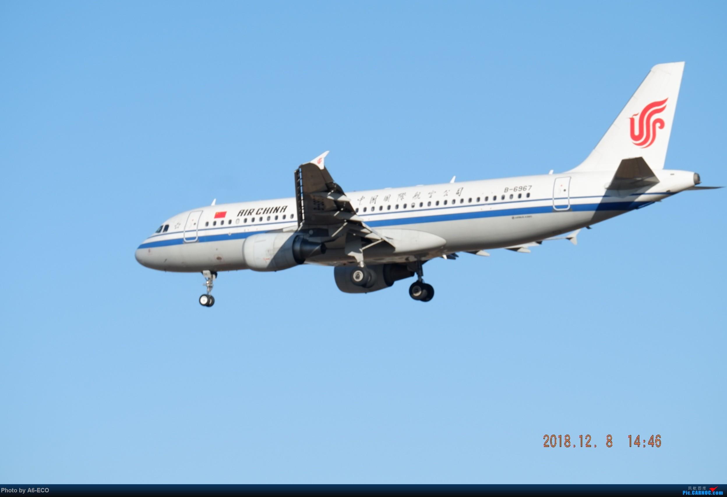 Re:[原创]【Siriの拍机】换镜头,文末有彩蛋! AIRBUS A320-200 B-6967 中国北京首都国际机场