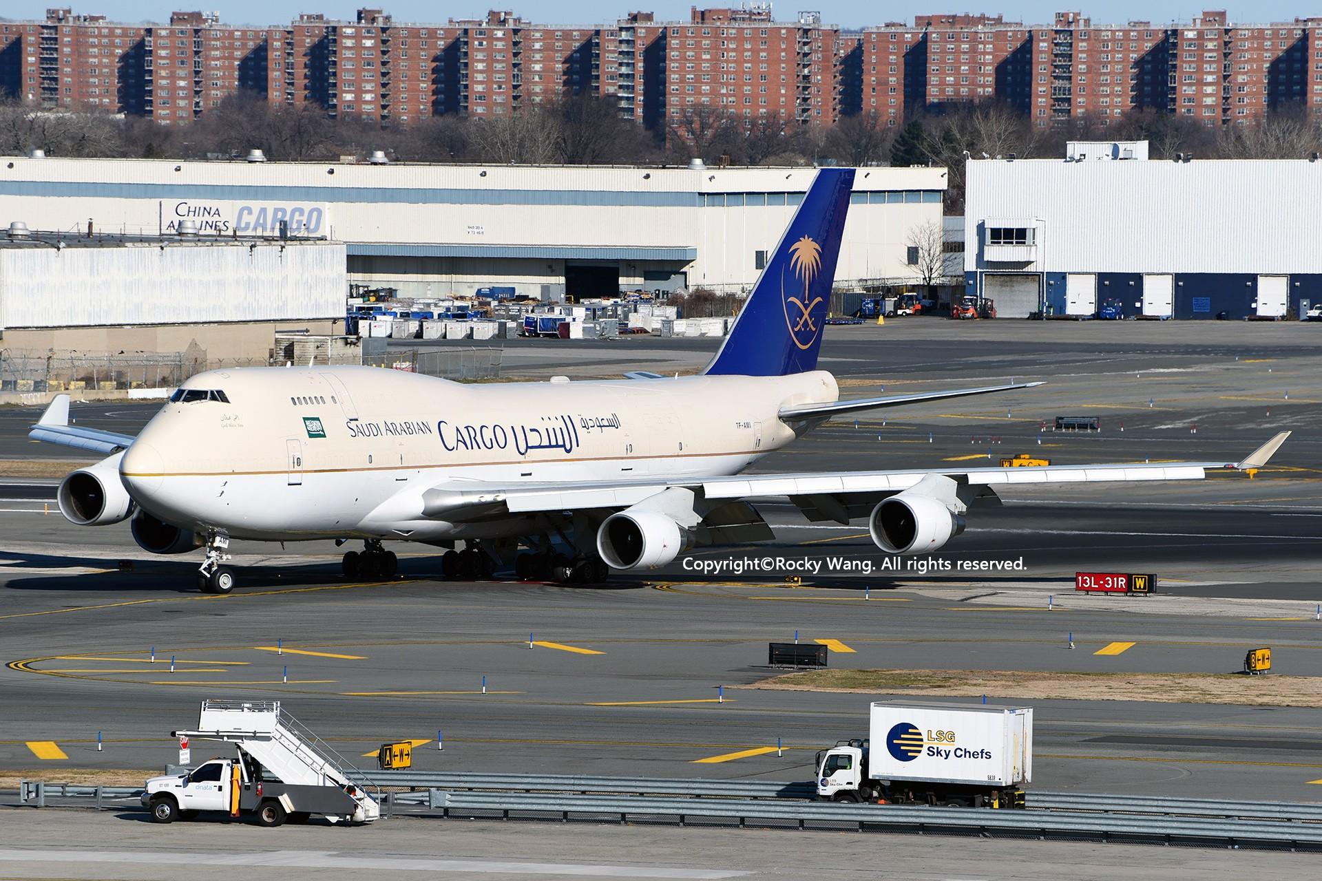 Re:[原创]KJFK 30图 BOEING 747-412(BDSF) TF-AMI New York John F. Kennedy Int'l Airport