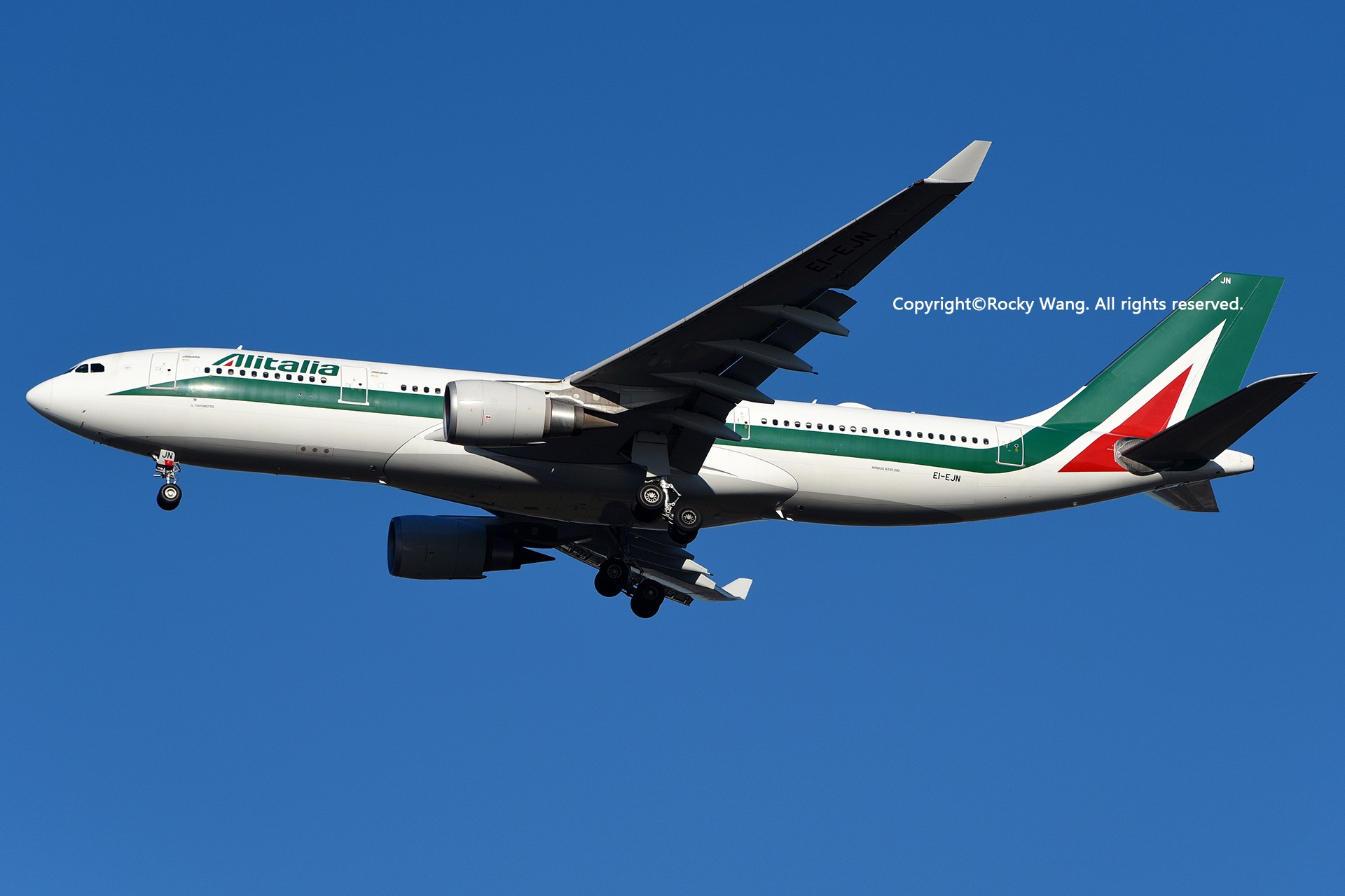 Re:[原创]KJFK 30图 AIRBUS A330-202 EI-EJN New York John F. Kennedy Int'l Airport