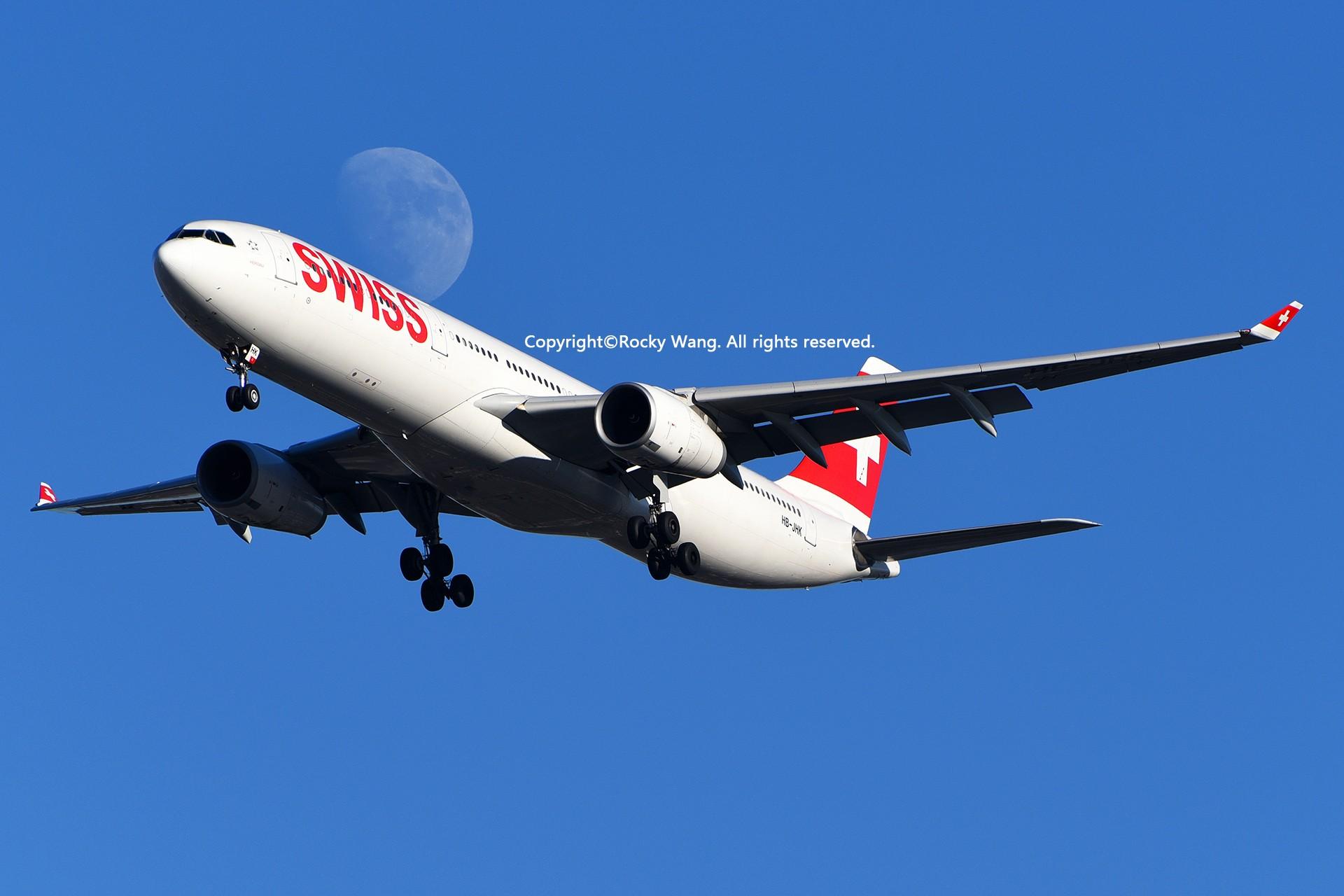 Re:[原创]KJFK 30图 AIRBUS A330-343 HB-JHK New York John F. Kennedy Int'l Airport