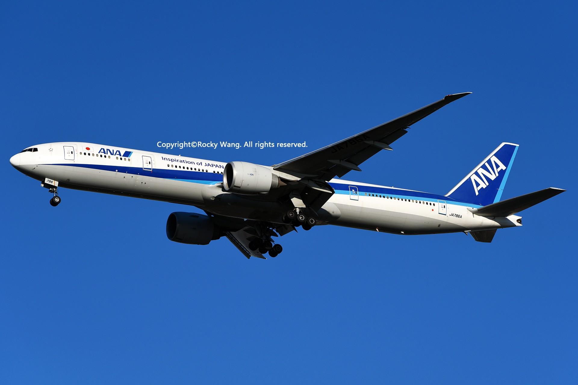 Re:[原创]KJFK 30图 BOEING 777-381ER JA786A New York John F. Kennedy Int'l Airport
