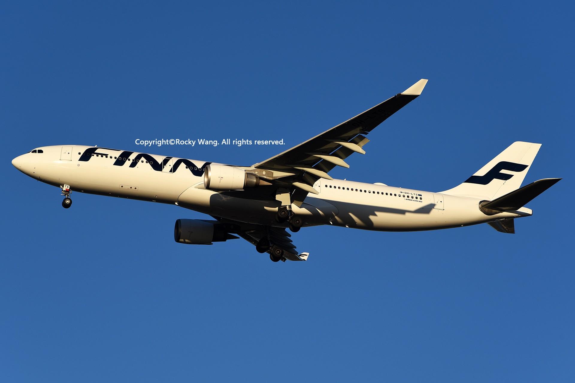 Re:[原创]KJFK 30图 AIRBUS A330-302 OH-LTS New York John F. Kennedy Int'l Airport
