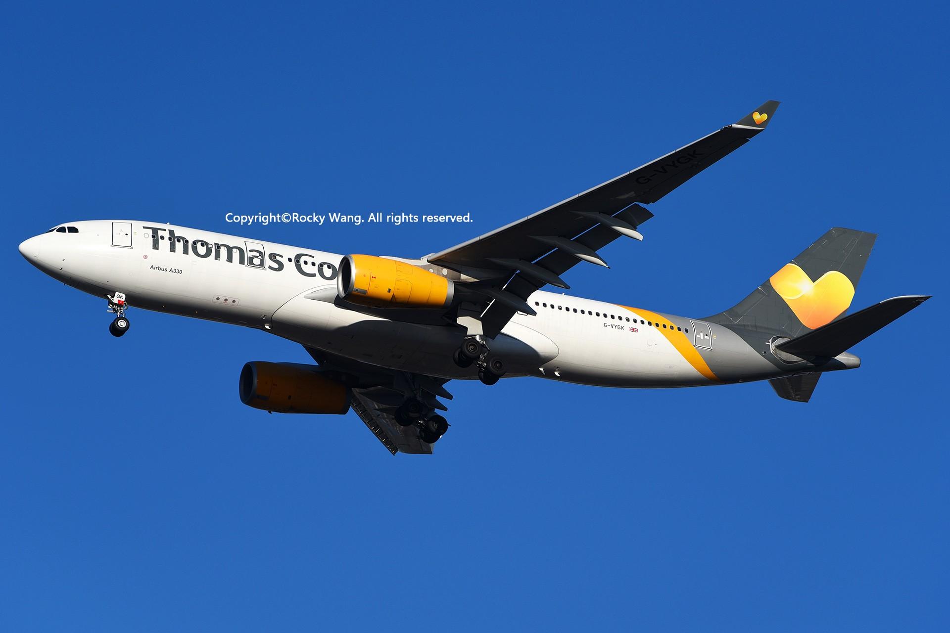 Re:[原创]KJFK 30图 AIRBUS A330-243 G-VYGK New York John F. Kennedy Int'l Airport