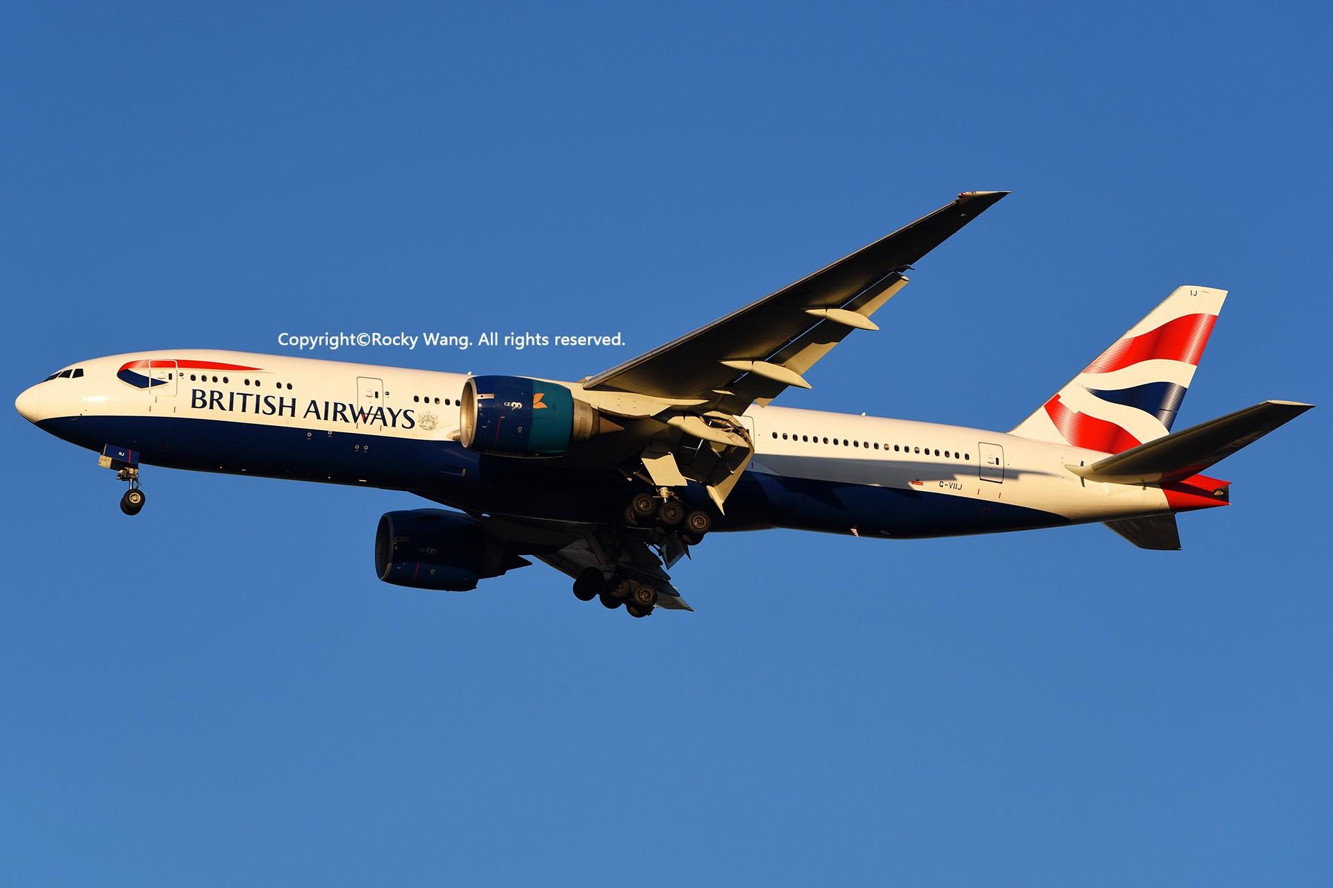 Re:[原创]KJFK 30图 BOEING 777-236(ER) G-VIIJ New York John F. Kennedy Int'l Airport