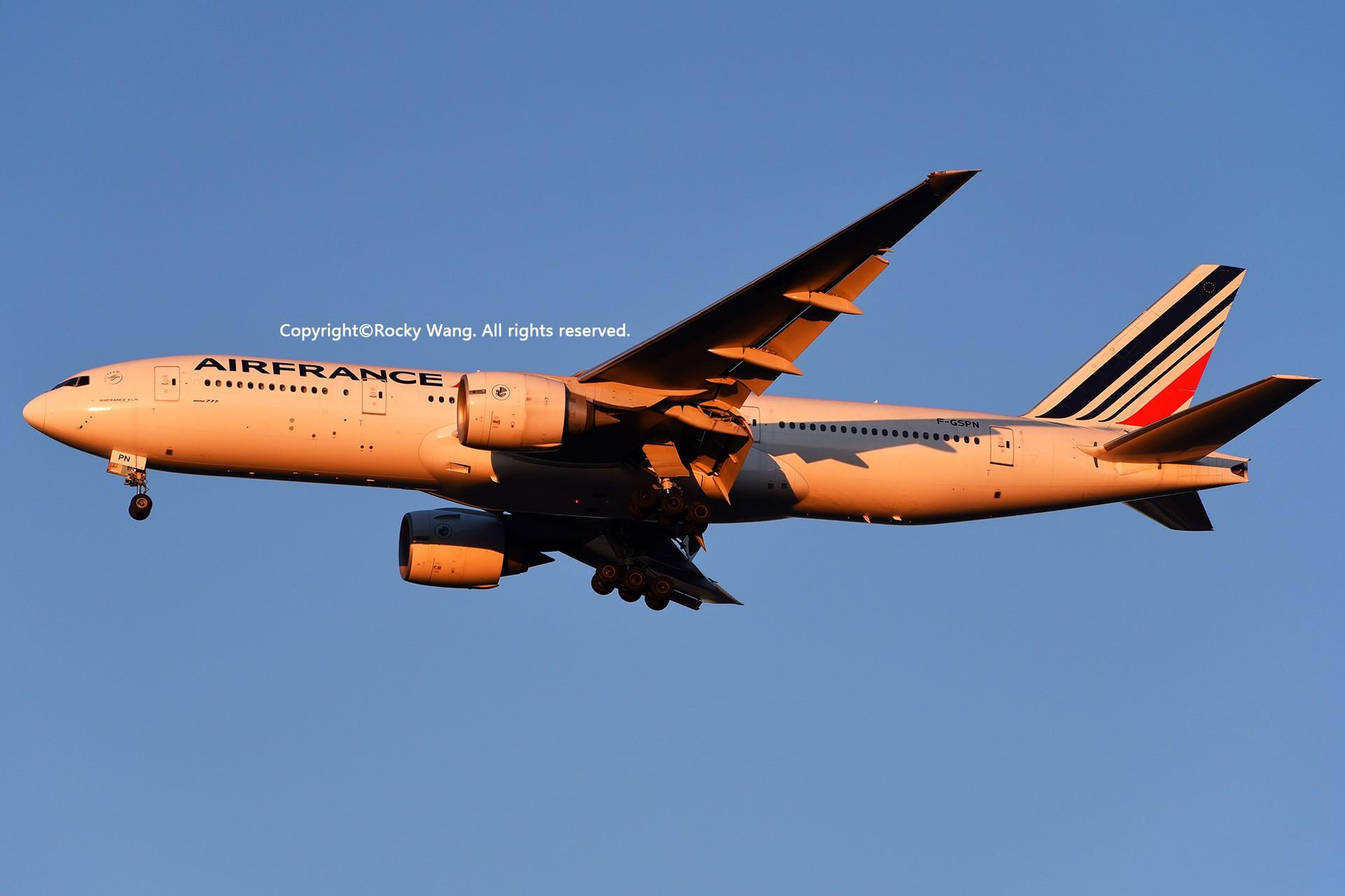Re:[原创]KJFK 30图 BOEING 777-228(ER) F-GSPN New York John F. Kennedy Int'l Airport