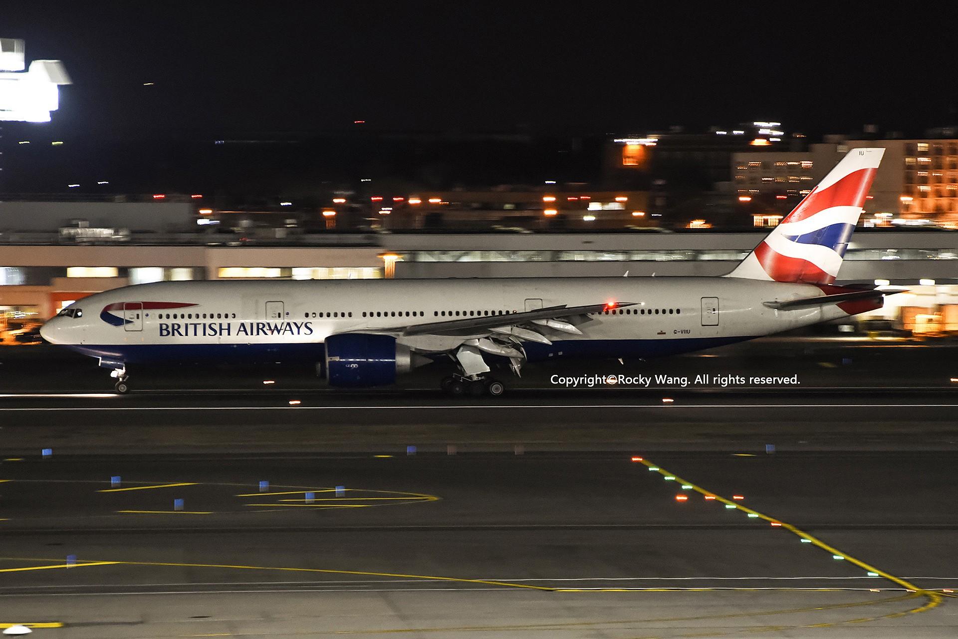 Re:[原创]KJFK 30图 BOEING 777-236(ER) G-VIIU New York John F. Kennedy Int'l Airport
