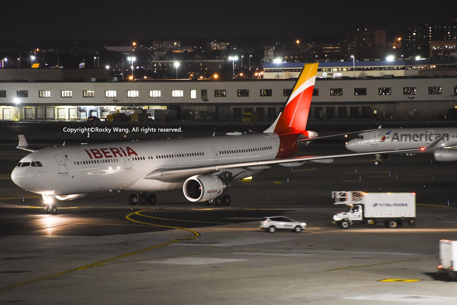 Re:[原创]KJFK 30图 AIRBUS A330-302 EC-LXK New York John F. Kennedy Int'l Airport