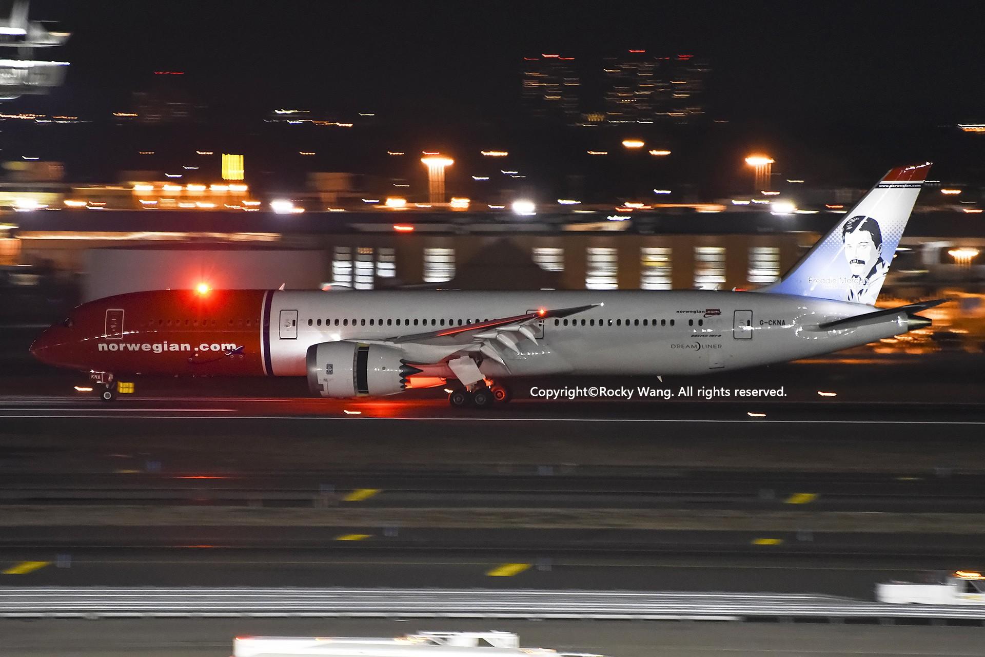 Re:[原创]KJFK 30图 BOEING 787-9 DREAMLINER G-CKNA New York John F. Kennedy Int'l Airport