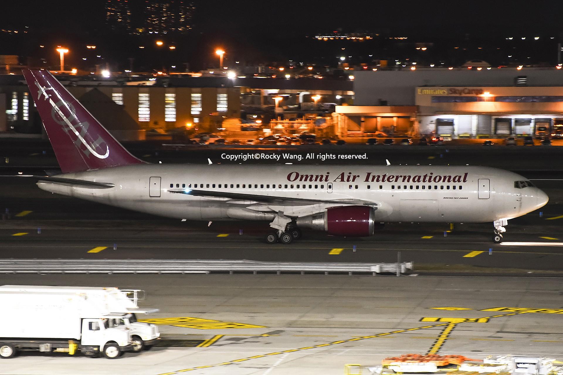 Re:[原创]KJFK 30图 BOEING 767-224(ER) N225AX New York John F. Kennedy Int'l Airport