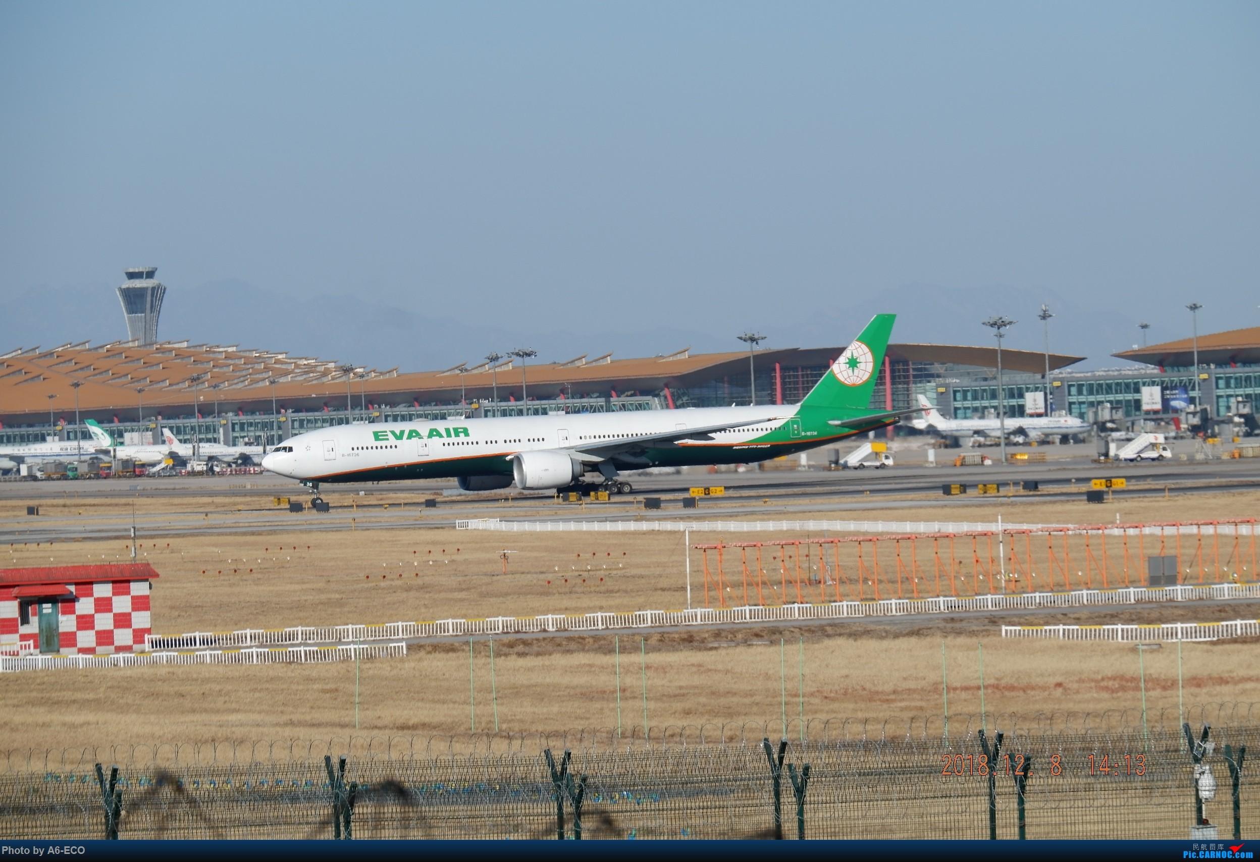 Re:[原创]【Siriの拍机】换镜头,文末有彩蛋! BOEING 777-300ER B-16736 中国北京首都国际机场