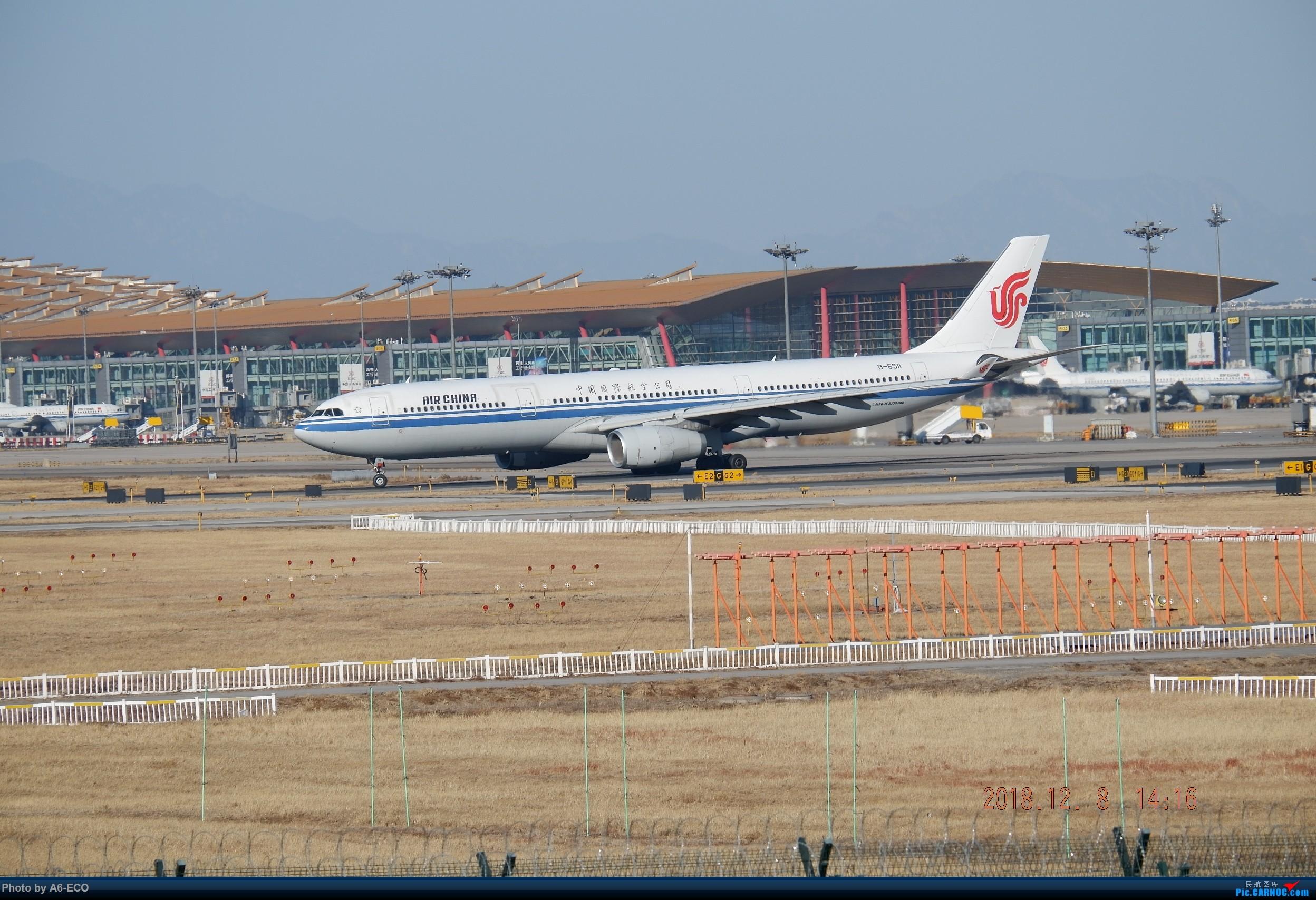 Re:[原创]【Siriの拍机】换镜头,文末有彩蛋! AIRBUS A330-300 B-6511 中国北京首都国际机场