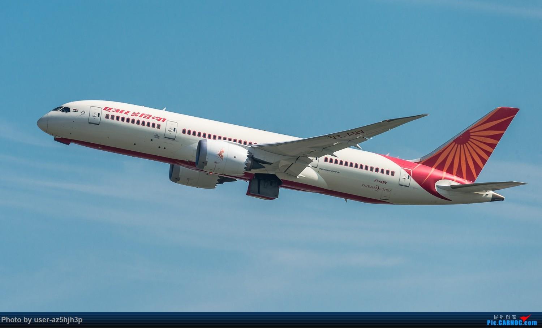 Re:[原创]boeing787's around the world (787九周年纪念) BOEING 787-8 TV-ANV 中国香港国际机场
