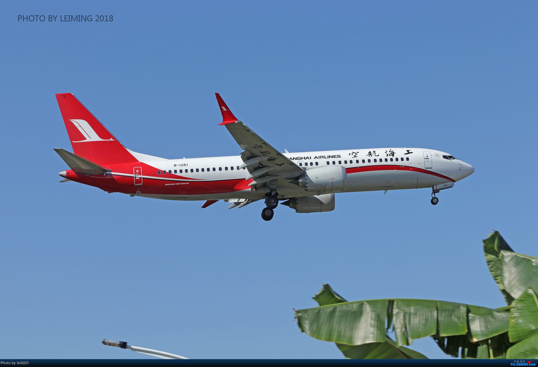 Re:[原创]我就是喜欢不上班去拍飞机。 BOEING 737MAX-8 B-1261 中国广州白云国际机场