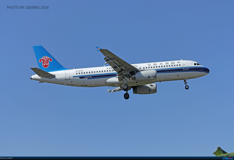 Re:[原创]我就是喜欢不上班去拍飞机。 AIRBUS A320-200 B-6678 中国广州白云国际机场