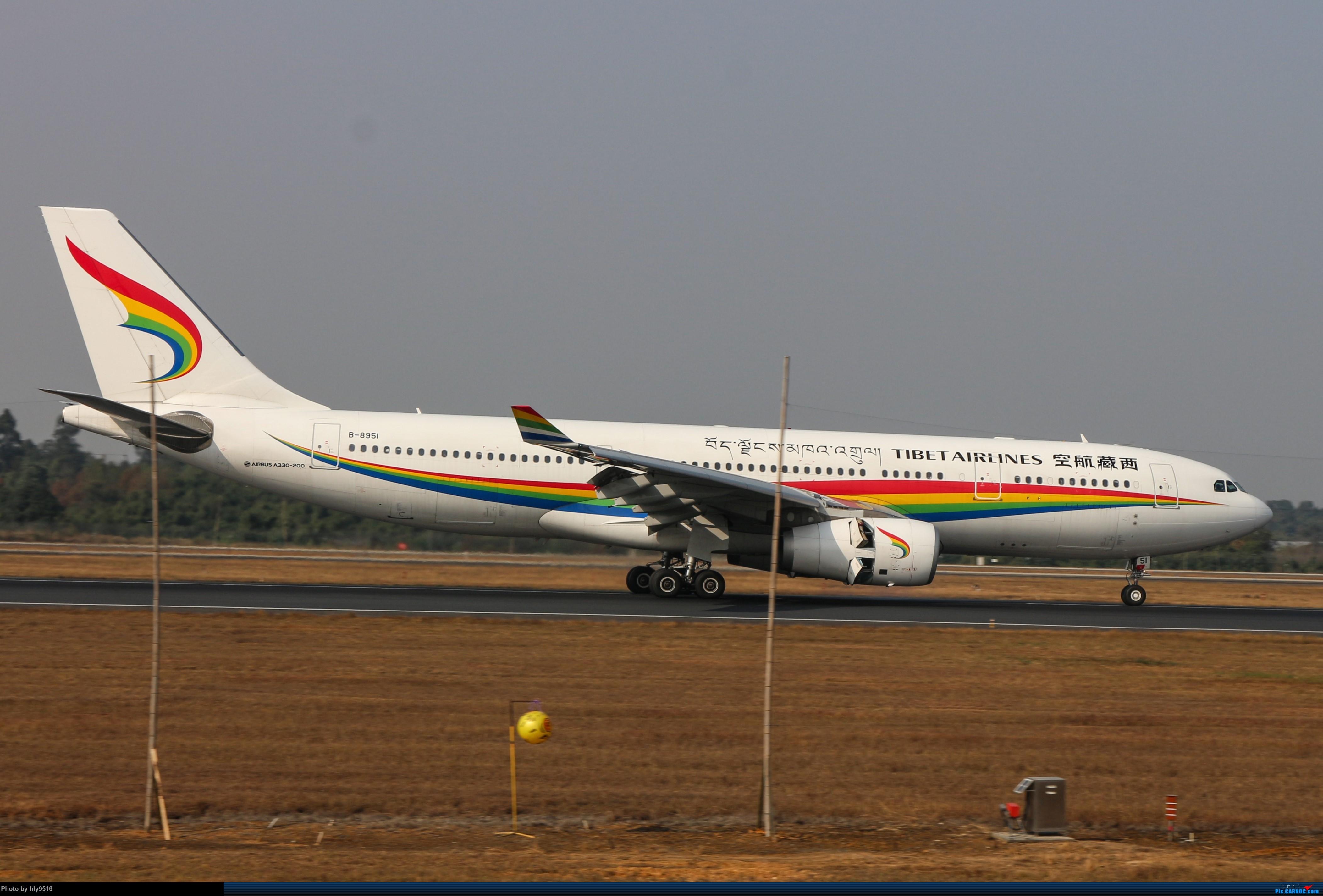 Re:[原创]【CTU】冬至拍机,近期的CTU日常 AIRBUS A330-200 B-8951 中国成都双流国际机场