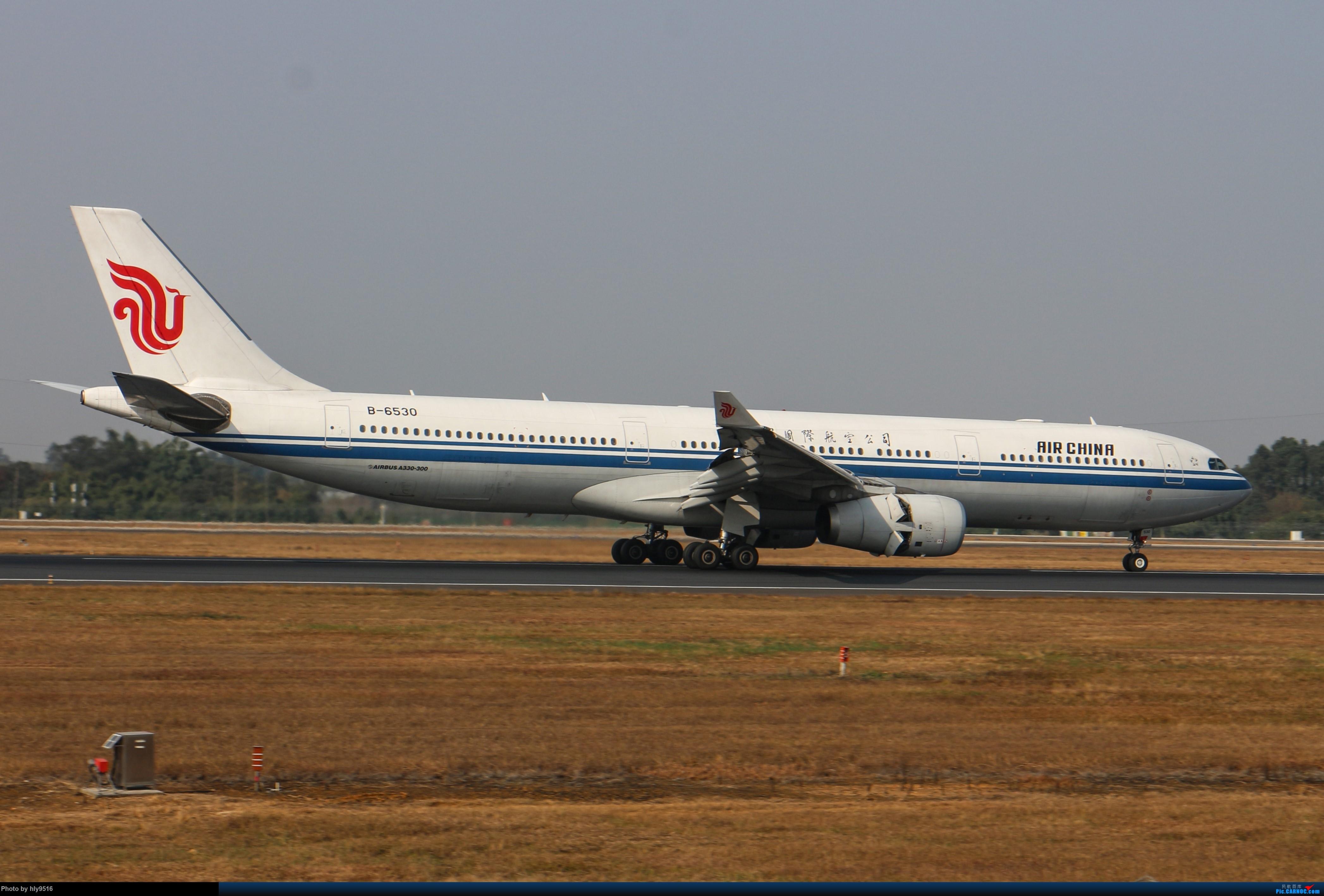 Re:[原创]【CTU】冬至拍机,近期的CTU日常 AIRBUS A330-300 B-6530 中国成都双流国际机场