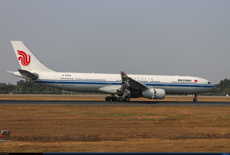 Re:[原创]【CTU】冬至拍机,近期的CTU日常 AIRBUS A330-300 B-8385 中国成都双流国际机场