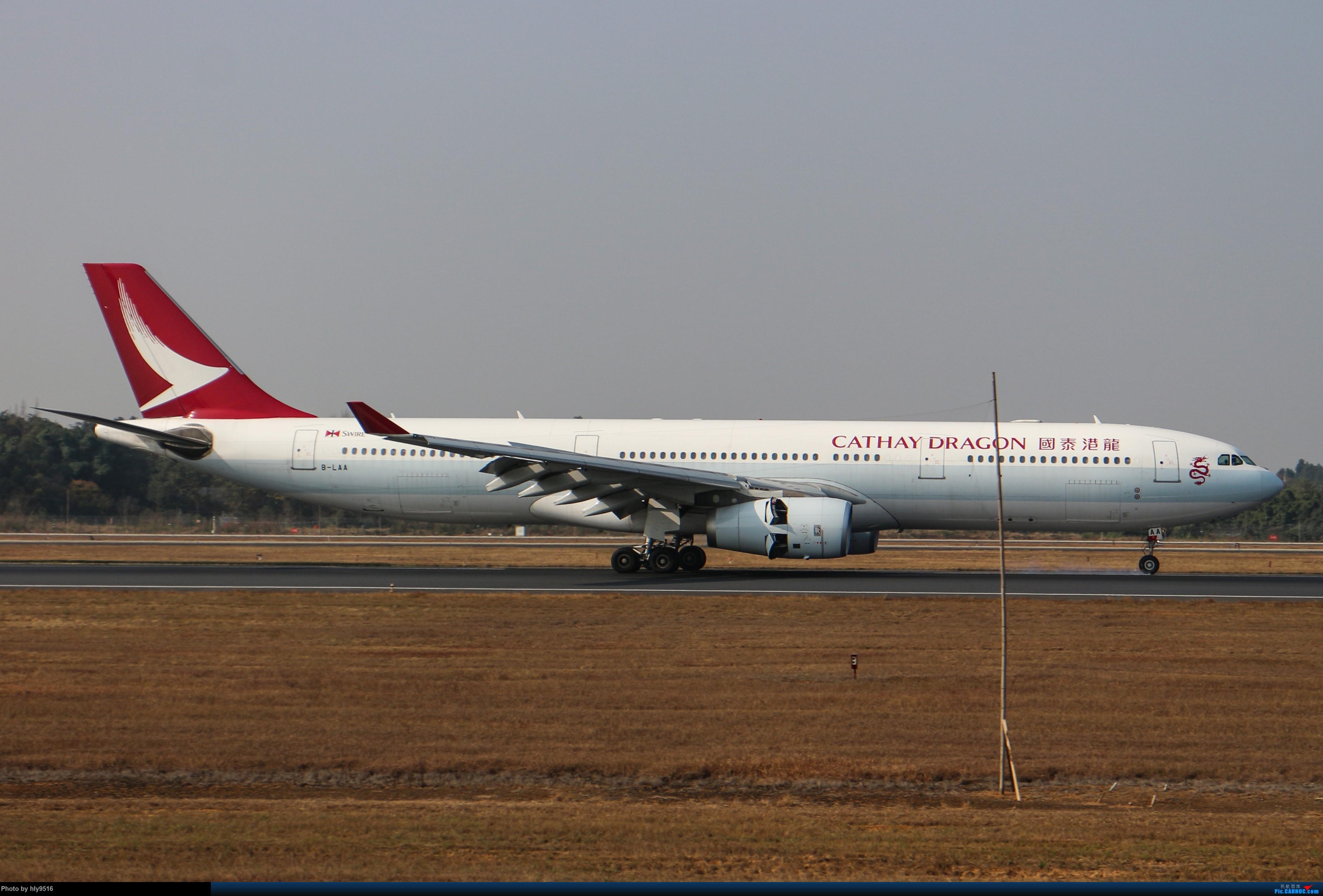 Re:[原创]【CTU】冬至拍机,近期的CTU日常 AIRBUS A330-300 B-LAA 中国成都双流国际机场