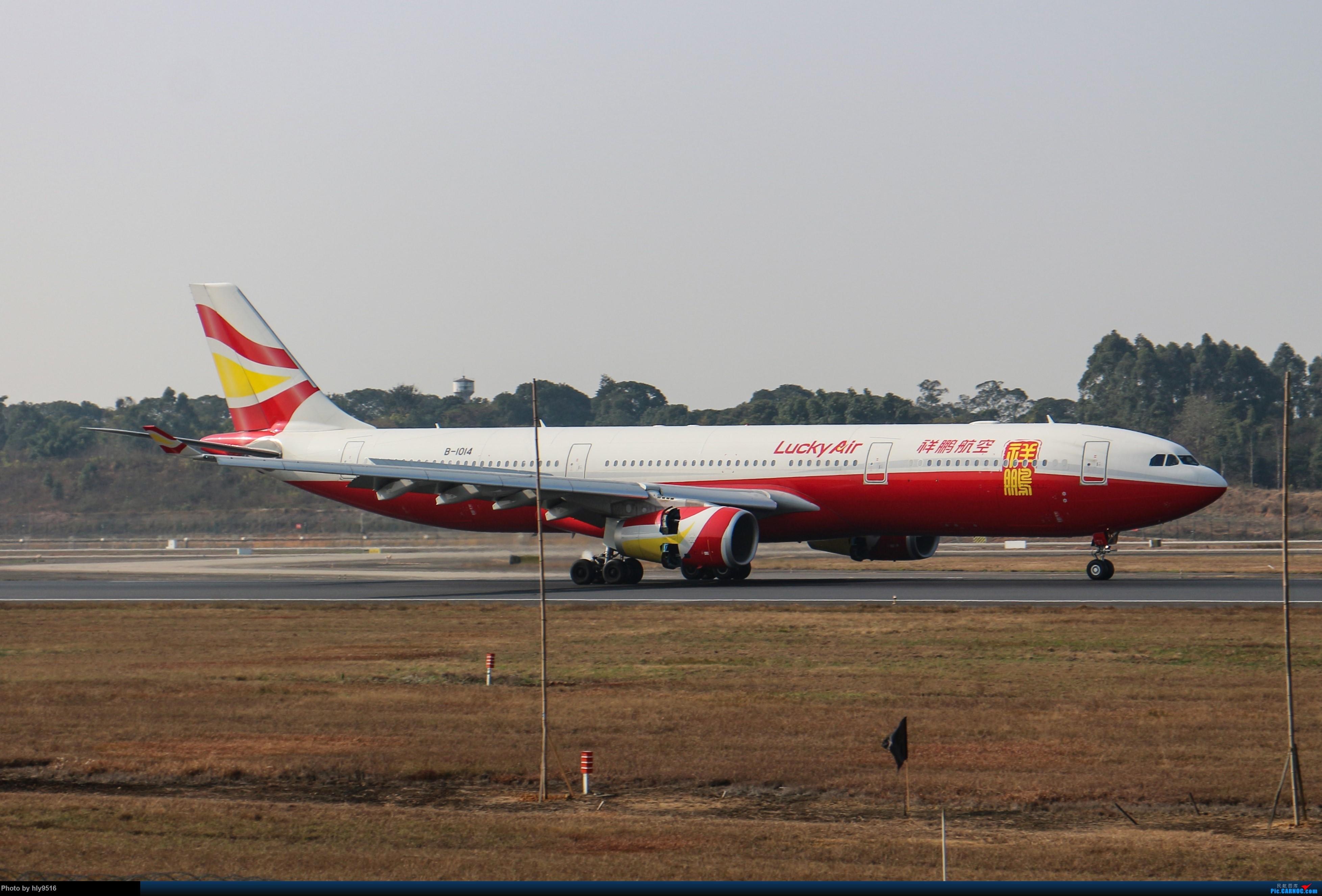 Re:[原创]【CTU】冬至拍机,近期的CTU日常 AIRBUS A330-300 B-1014 中国成都双流国际机场