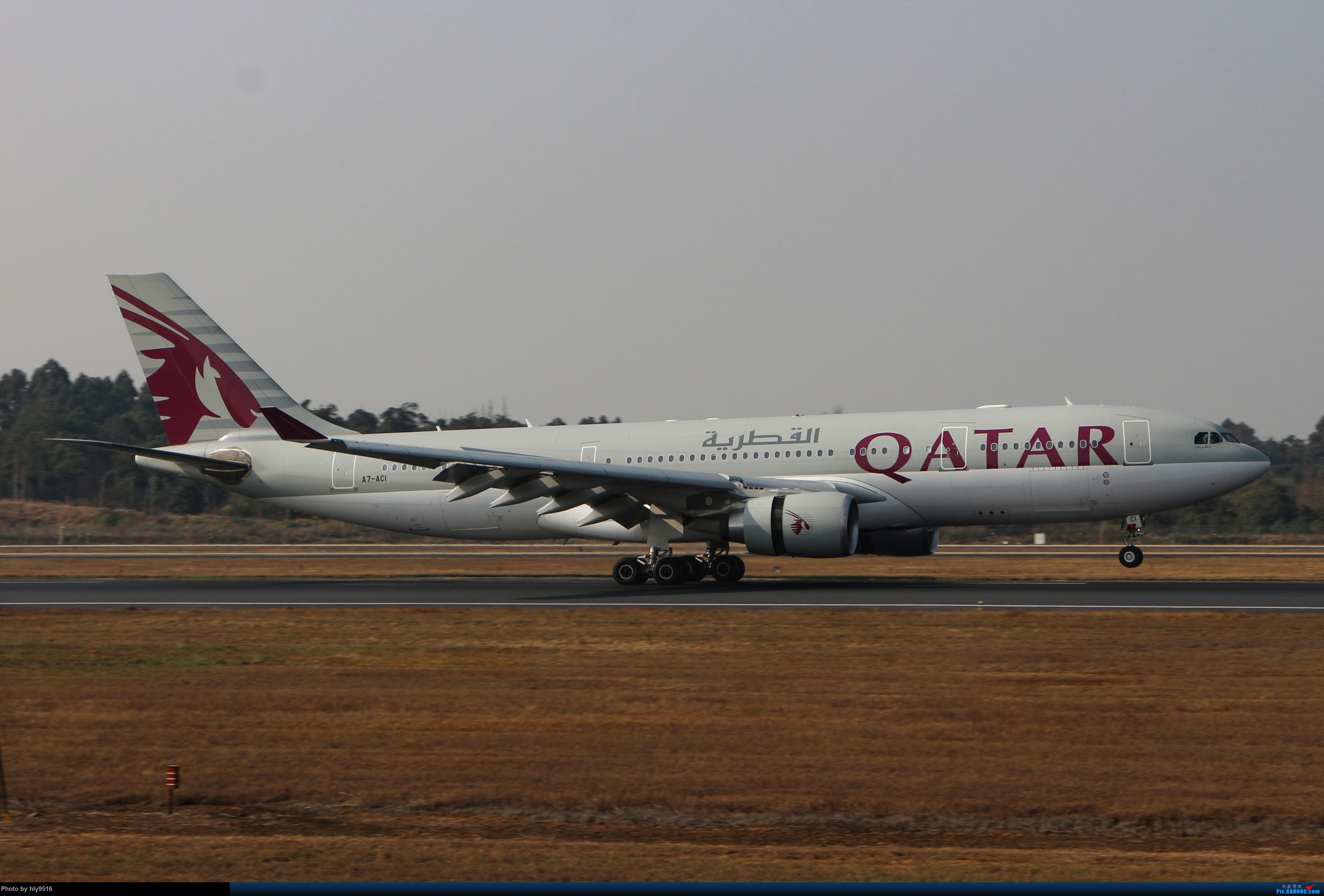 Re:[原创]【CTU】冬至拍机,近期的CTU日常 AIRBUS A330-200 A7-ACI 中国成都双流国际机场