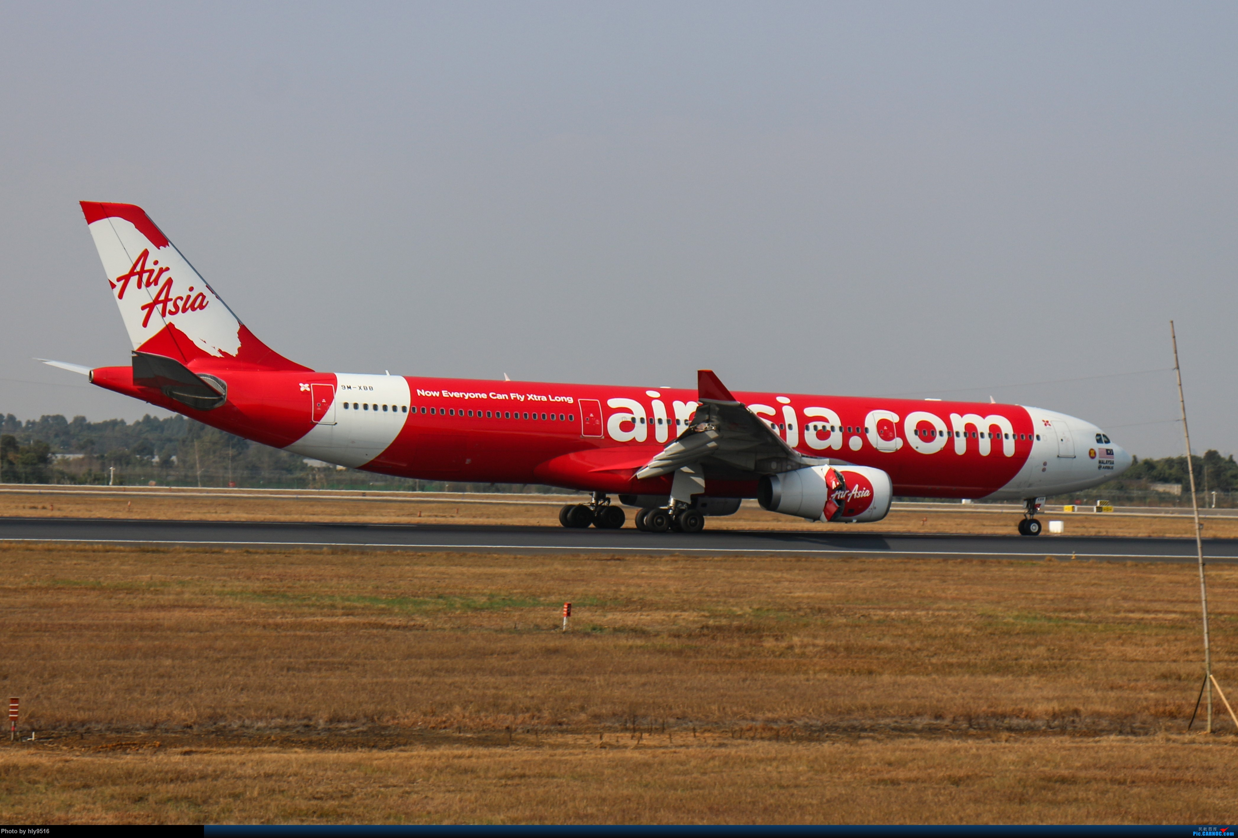 Re:[原创]【CTU】冬至拍机,近期的CTU日常 AIRBUS A330-300 9M-XBB 中国成都双流国际机场
