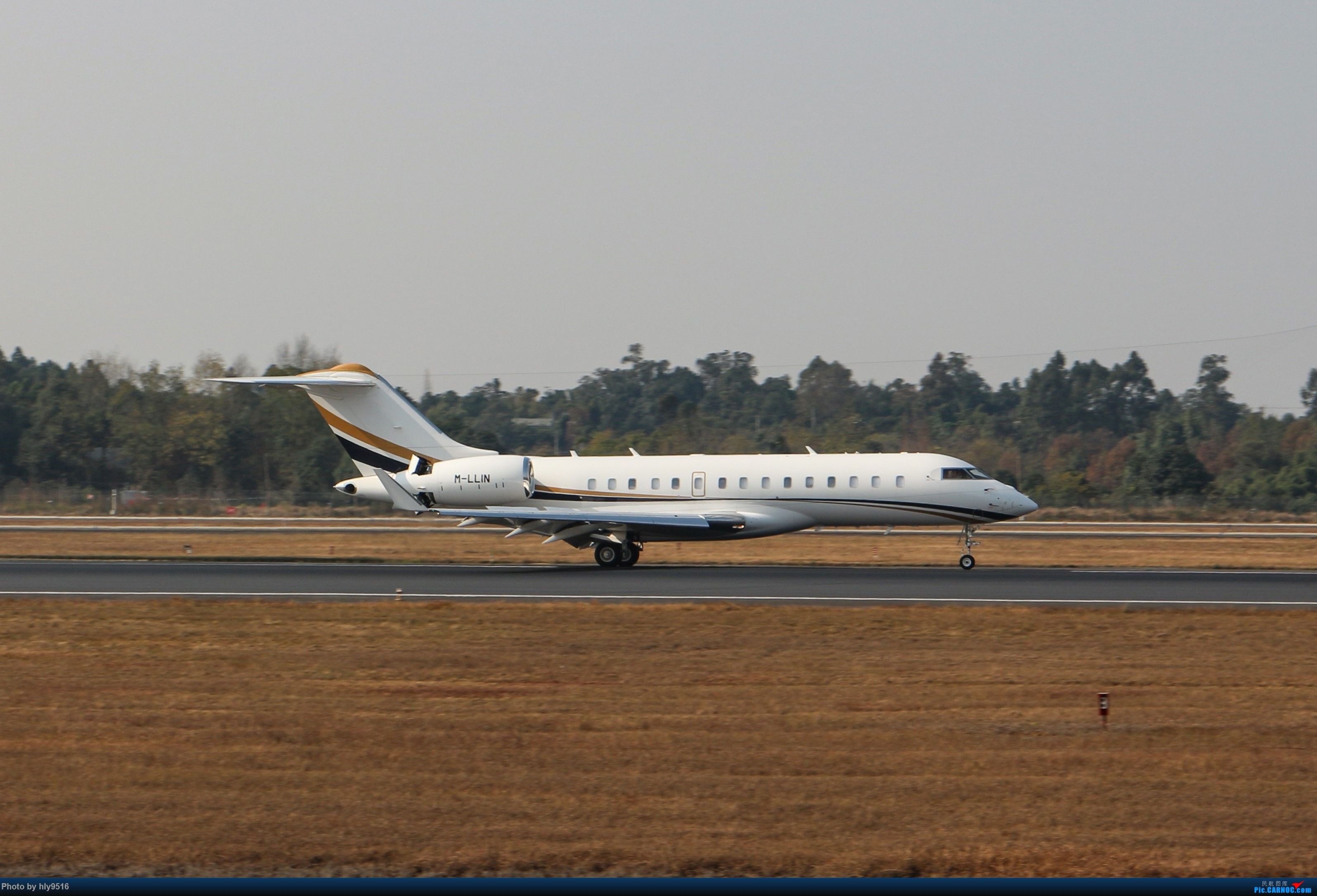 Re:[原创]【CTU】冬至拍机,近期的CTU日常 BOMBARDIER BD-700-1A10 M-LLIN 中国成都双流国际机场