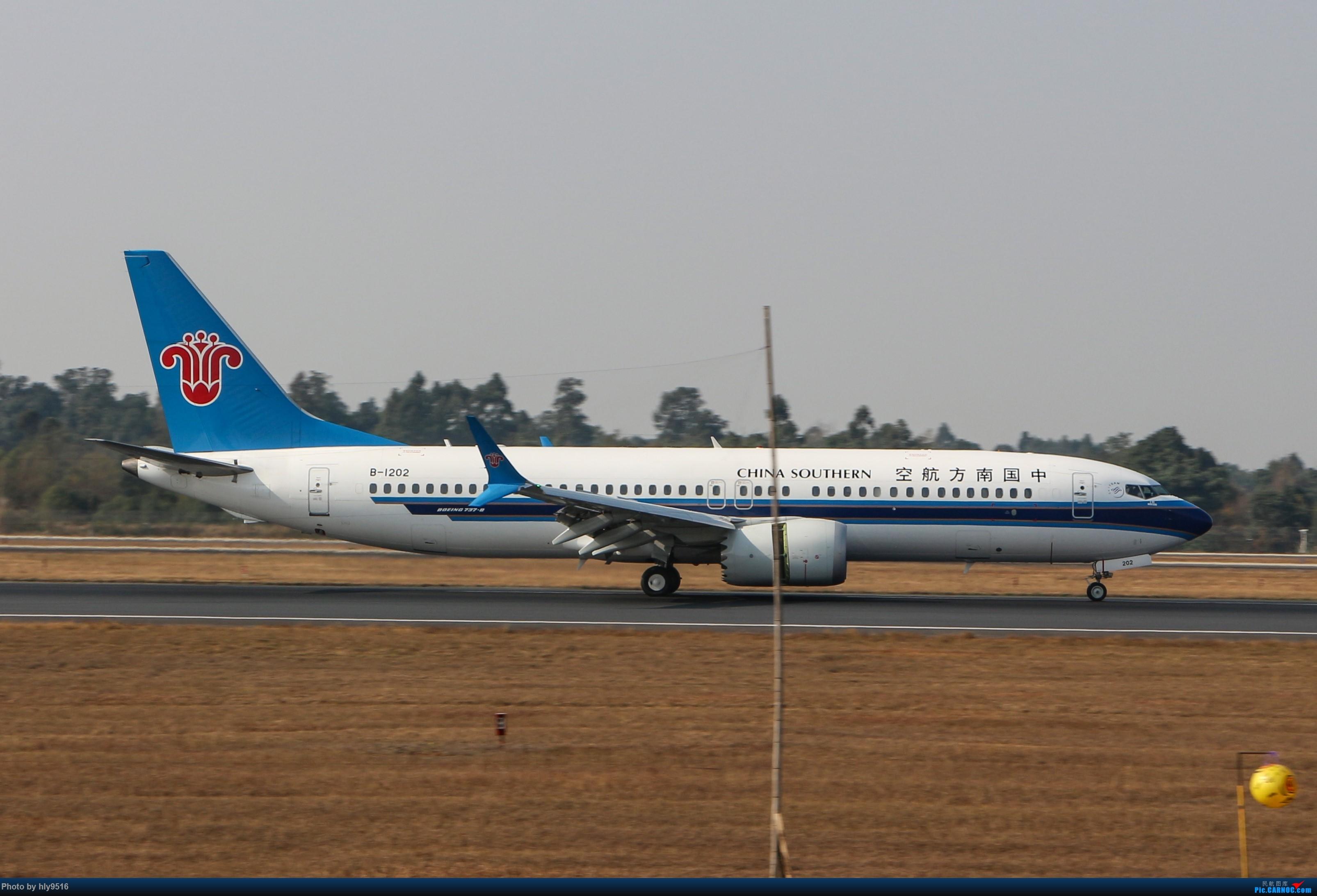 Re:[原创]【CTU】冬至拍机,近期的CTU日常 BOEING 737 MAX-8 B-1202 中国成都双流国际机场