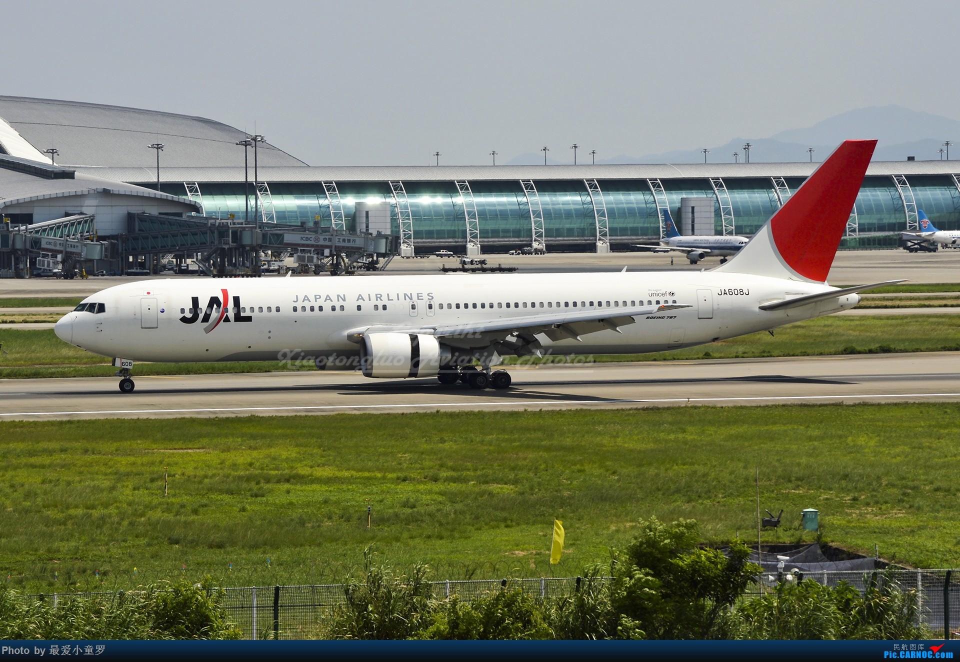 Re:[原创]2013-2018,系列组图纪念拍机5周年 BOEING 767-300ER JA608J 中国广州白云国际机场