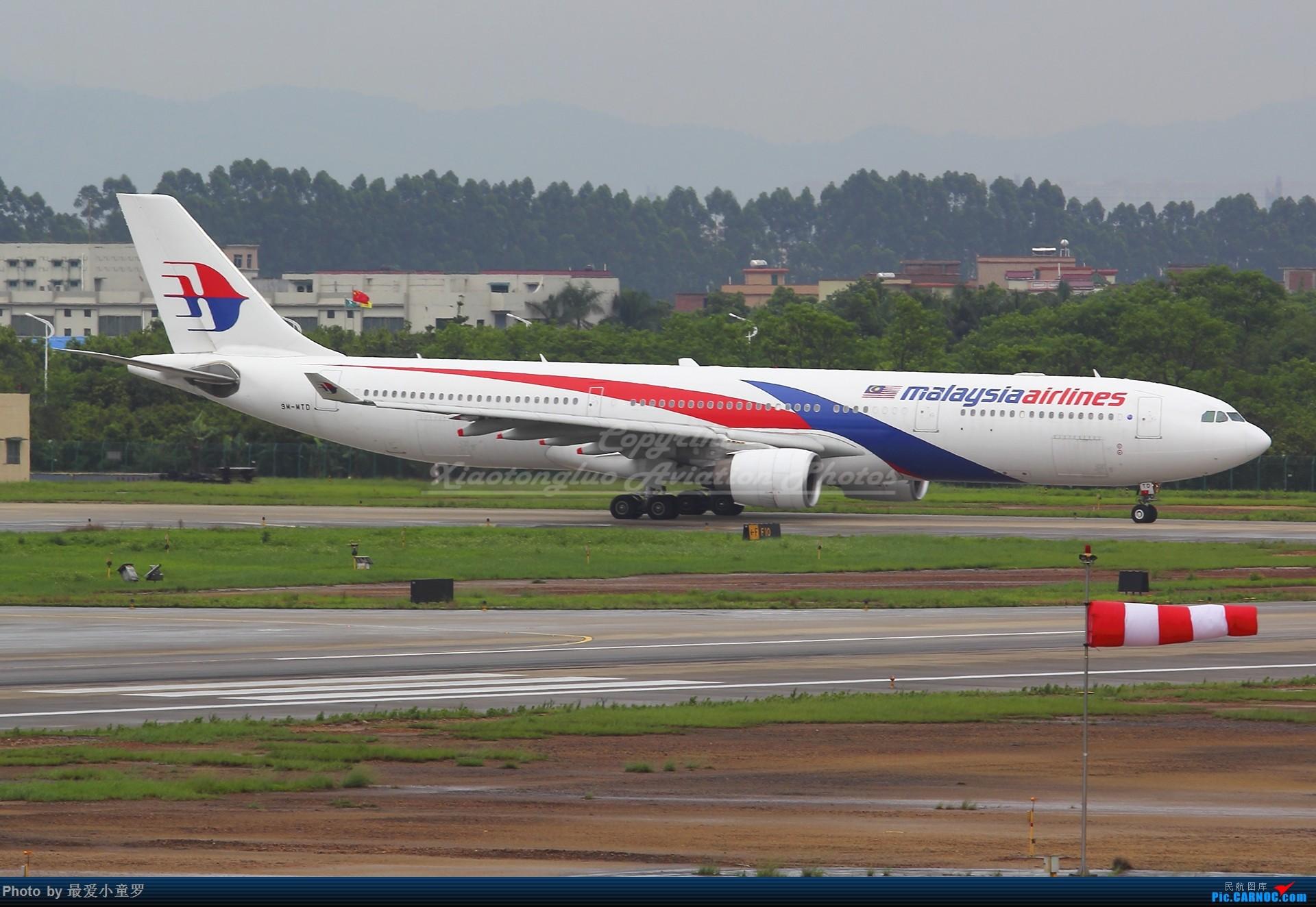 Re:[原创]2013-2018,系列组图纪念拍机5周年 AIRBUS A330-300 9M-MTD 中国广州白云国际机场