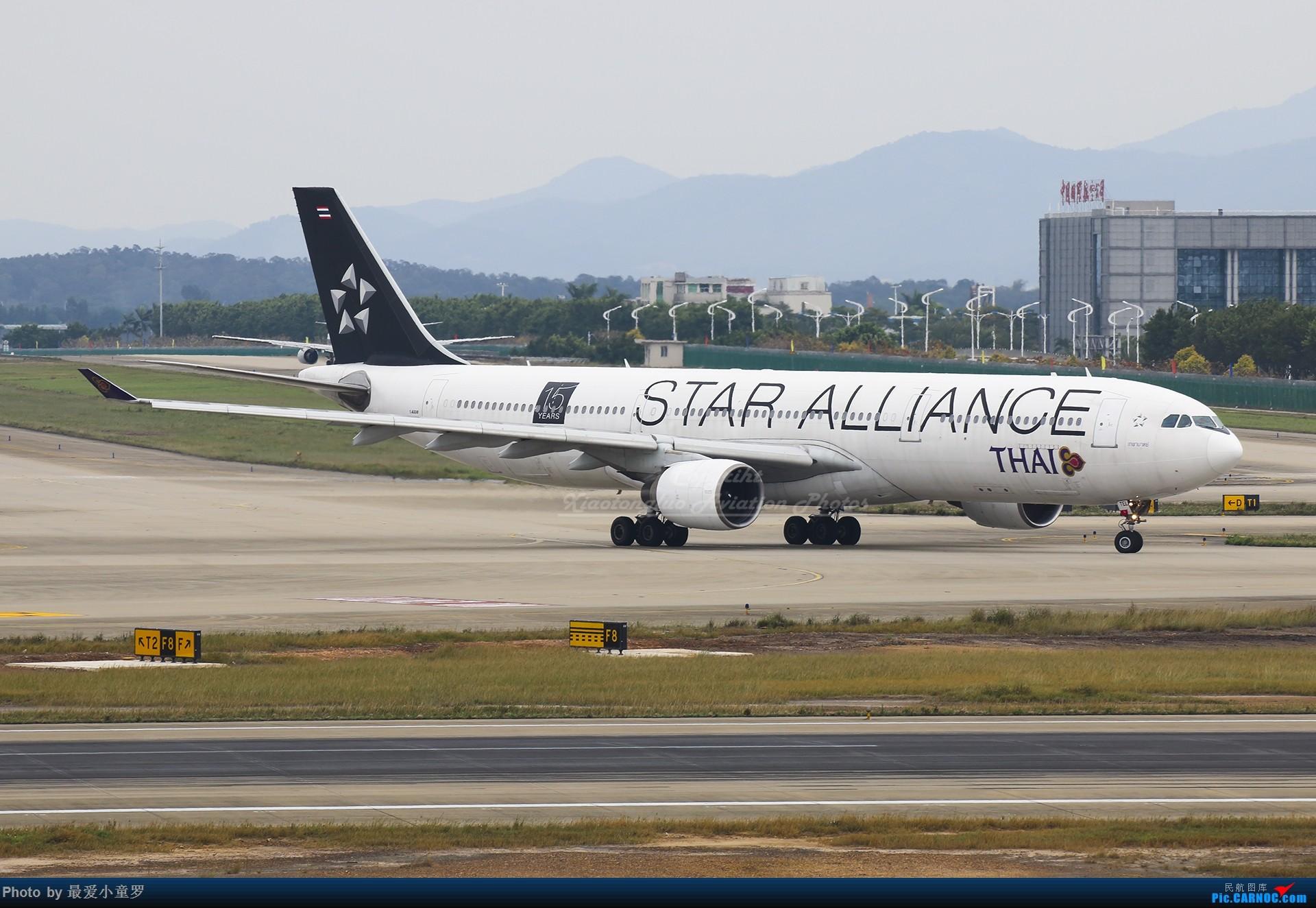 Re:[原创]2013-2018,系列组图纪念拍机5周年 AIRBUS A330-300 HS-TEL 中国广州白云国际机场
