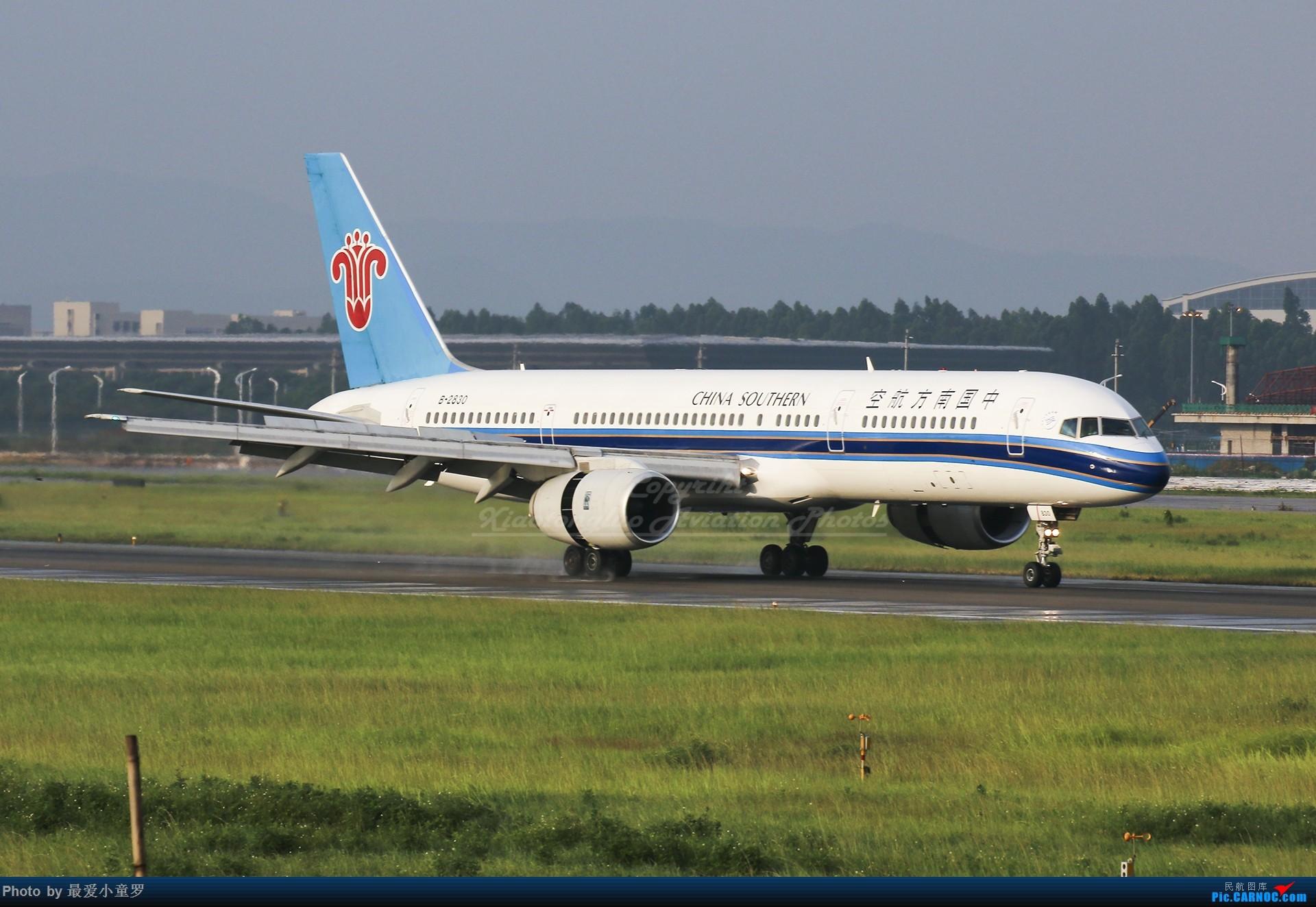 Re:[原创]2013-2018,系列组图纪念拍机5周年 BOEING 757-200 B-2830 中国广州白云国际机场
